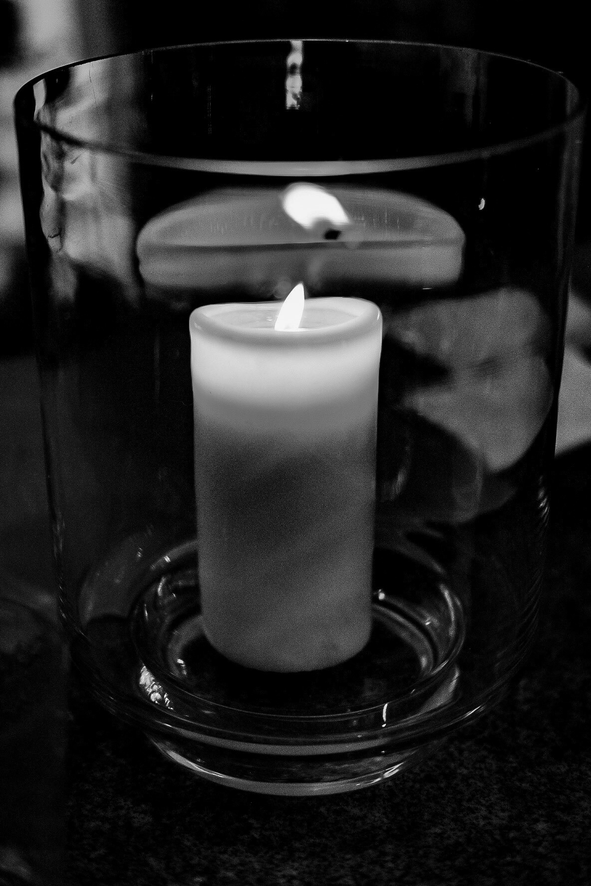 Candle light  by Daggy
