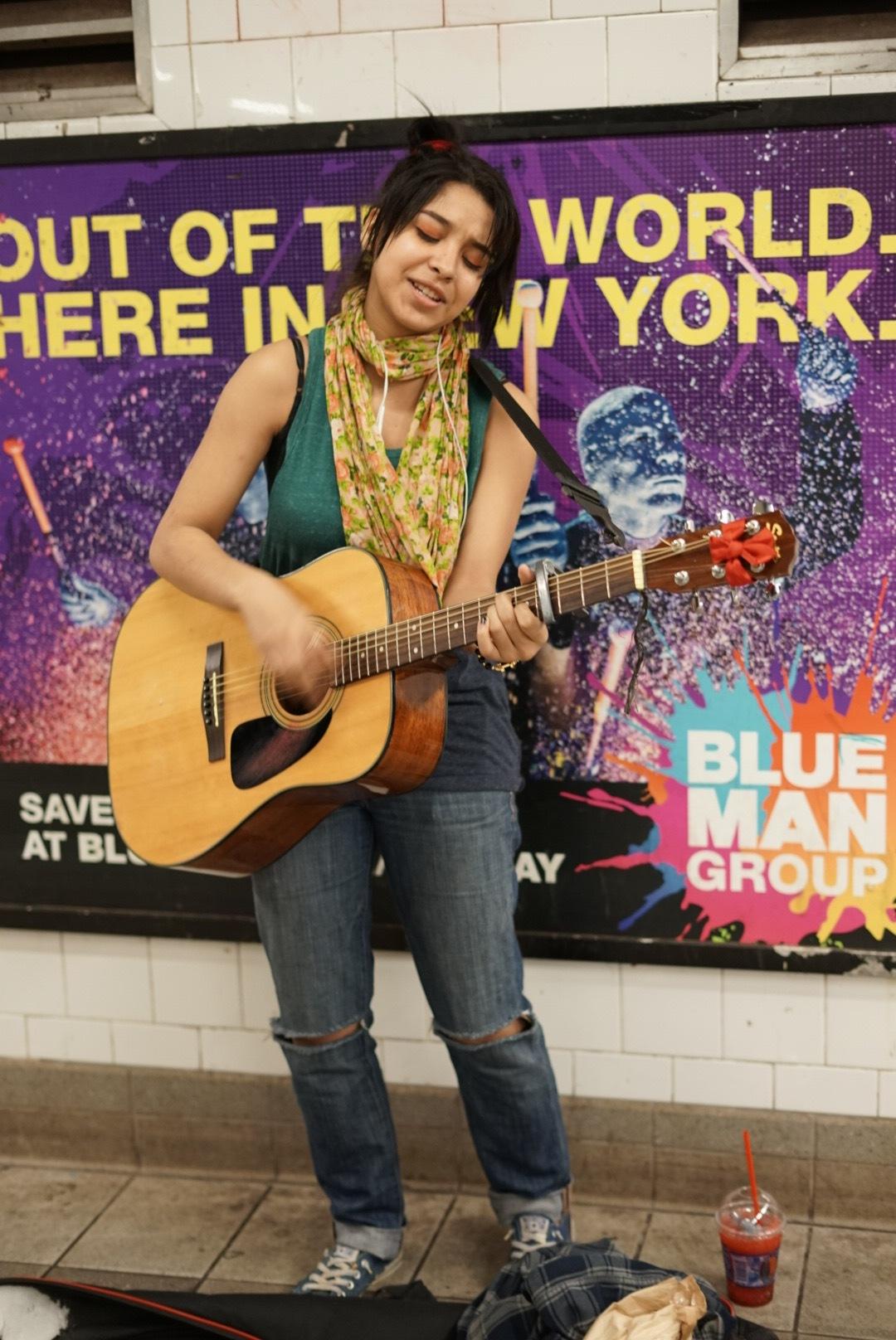 Subway Street Music 2018 by Daggy