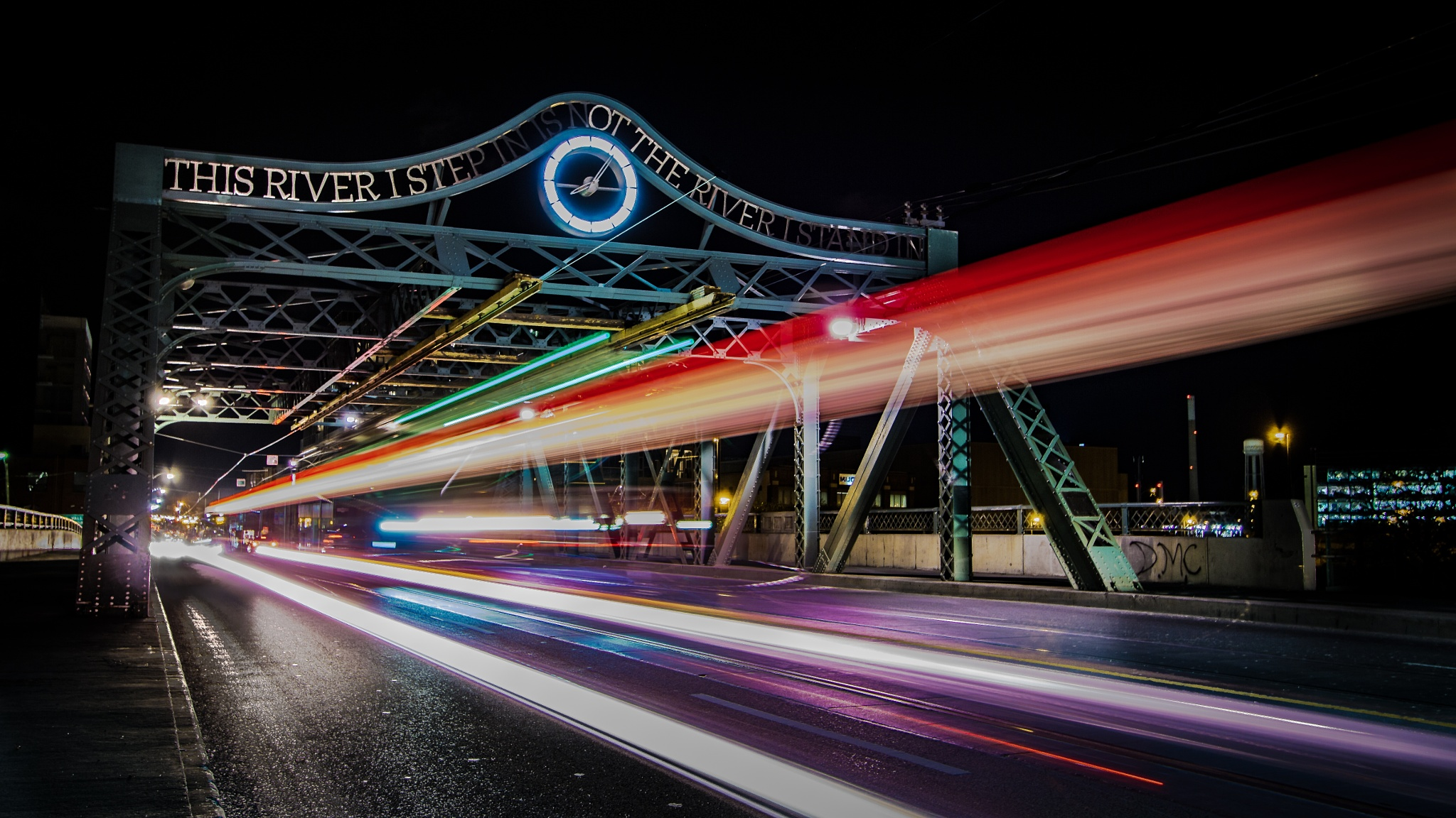 Queen Street Bridge by Images by Marty