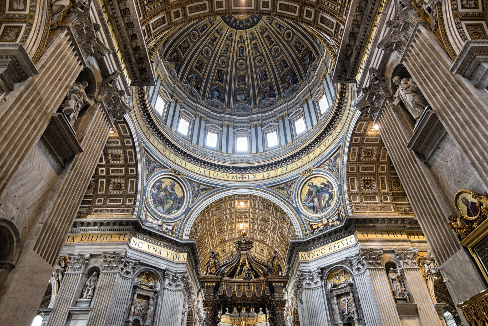 St. Peter's Basilica by Cody Thompson