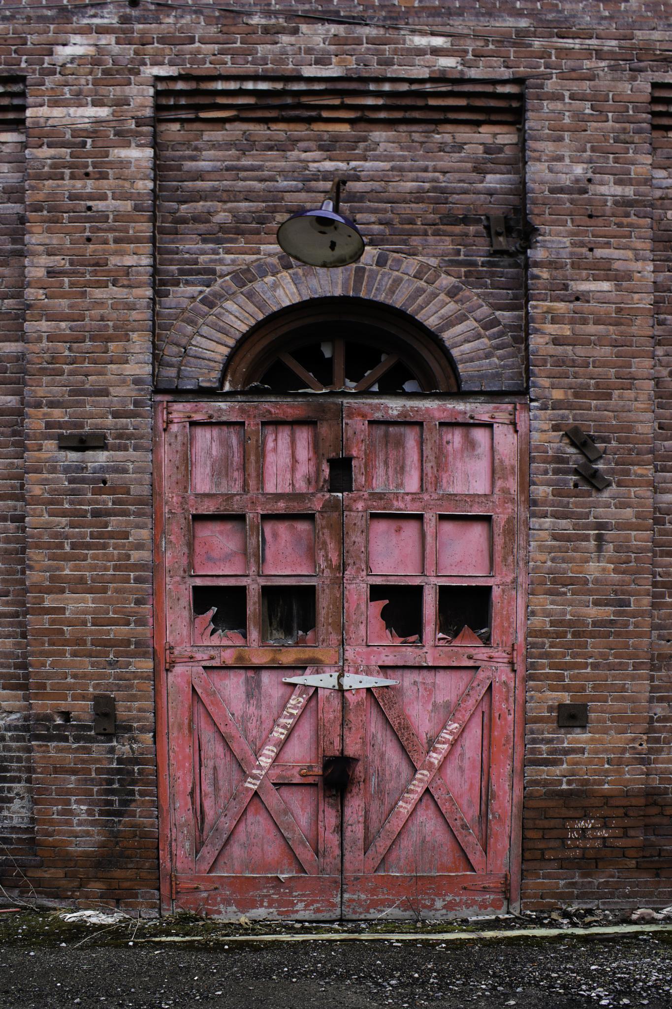 Red Door by j. Michael Hill