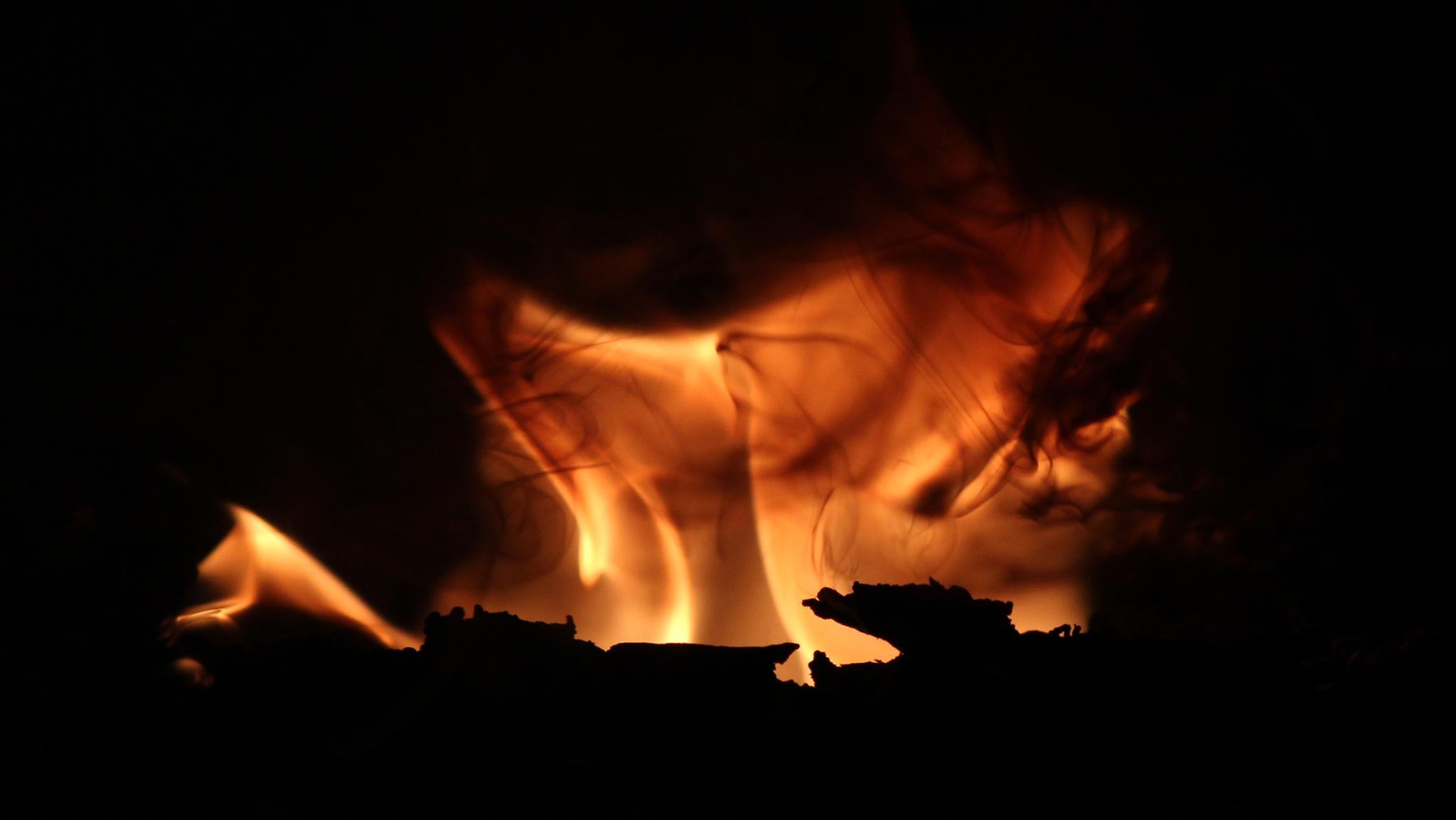 Born by fire by Armando William Sadang Evangelista