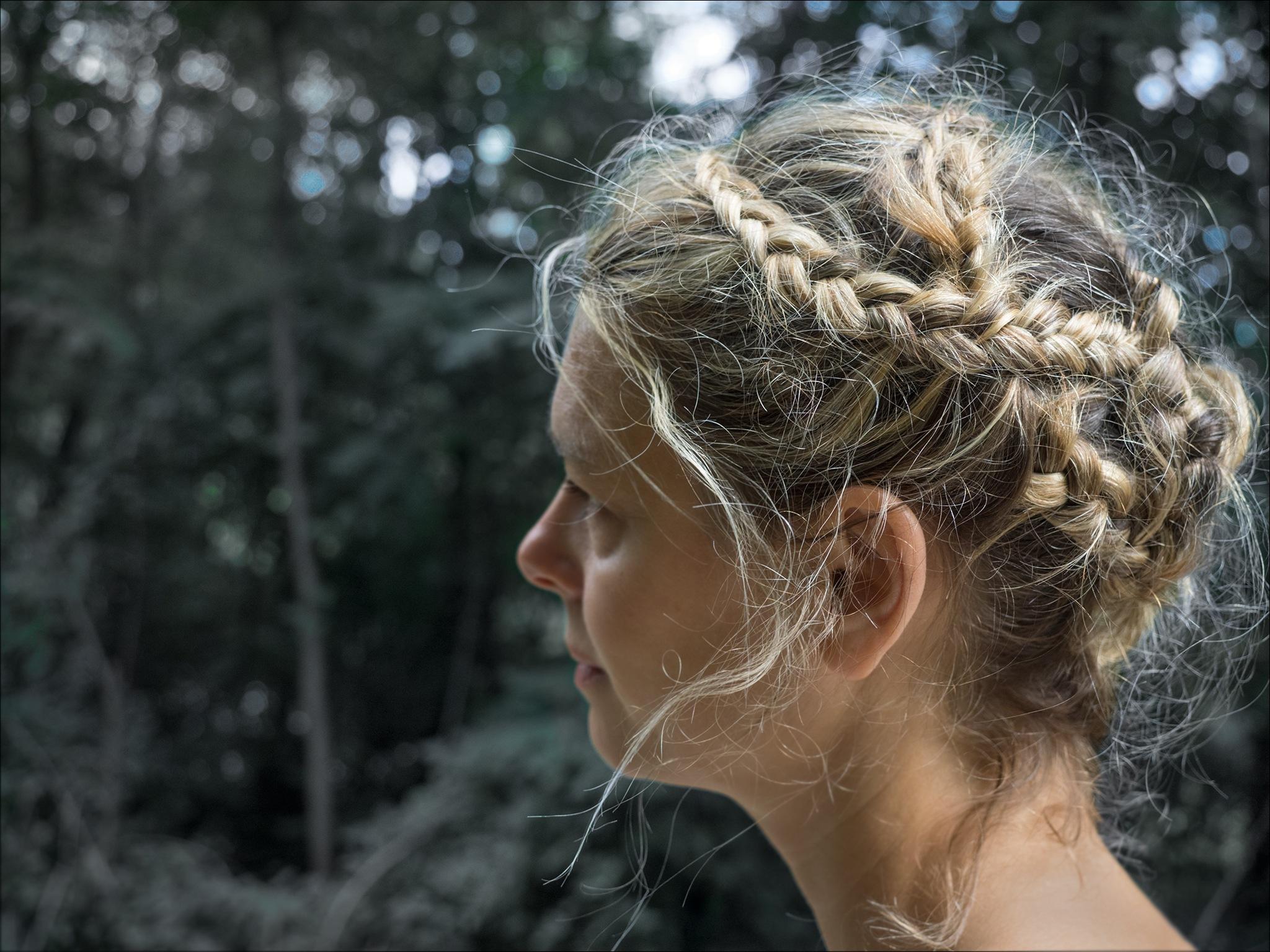 hair by Ganesh G. Neumair