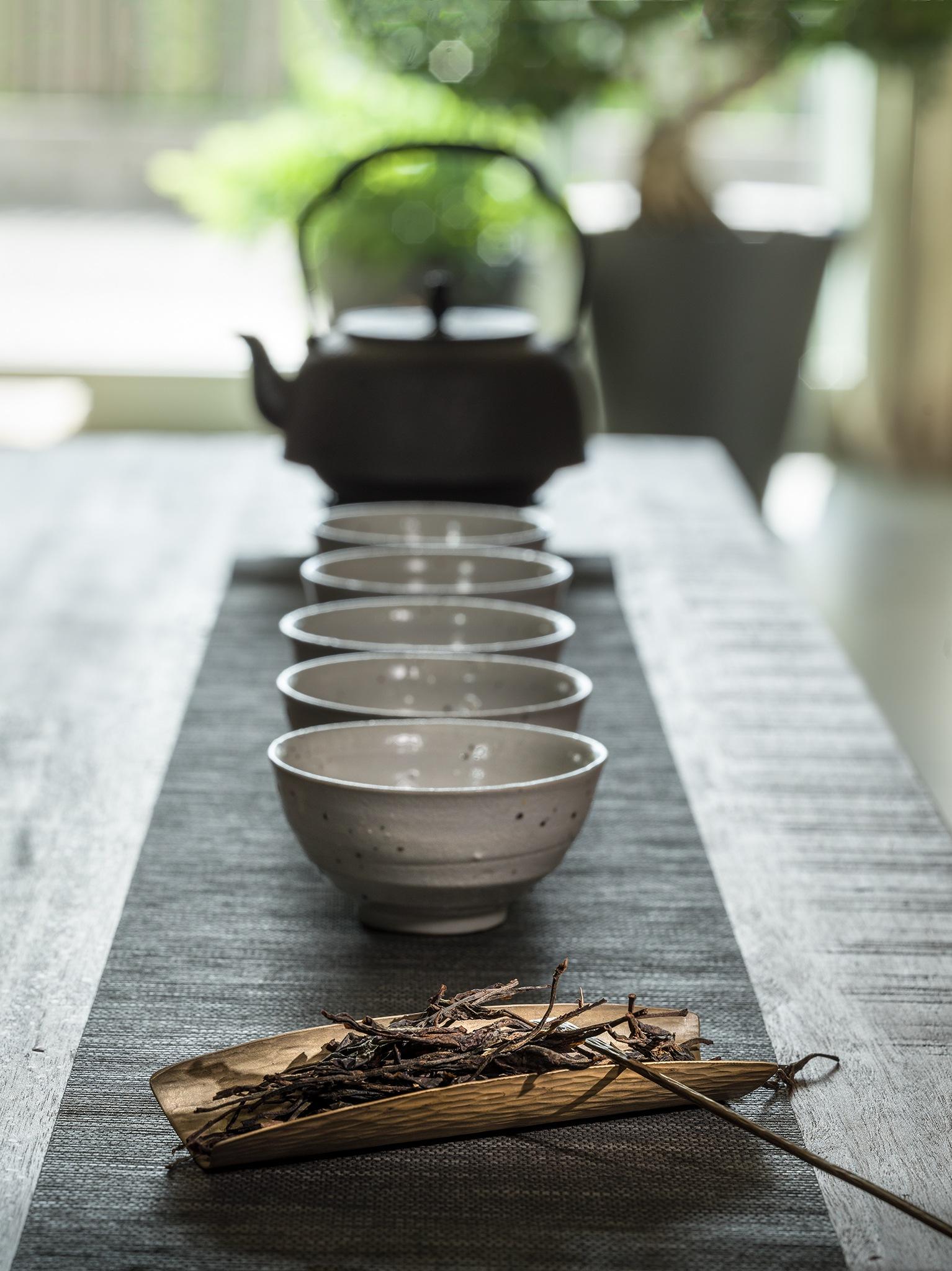 Bowl Tea by Ganesh Neumair