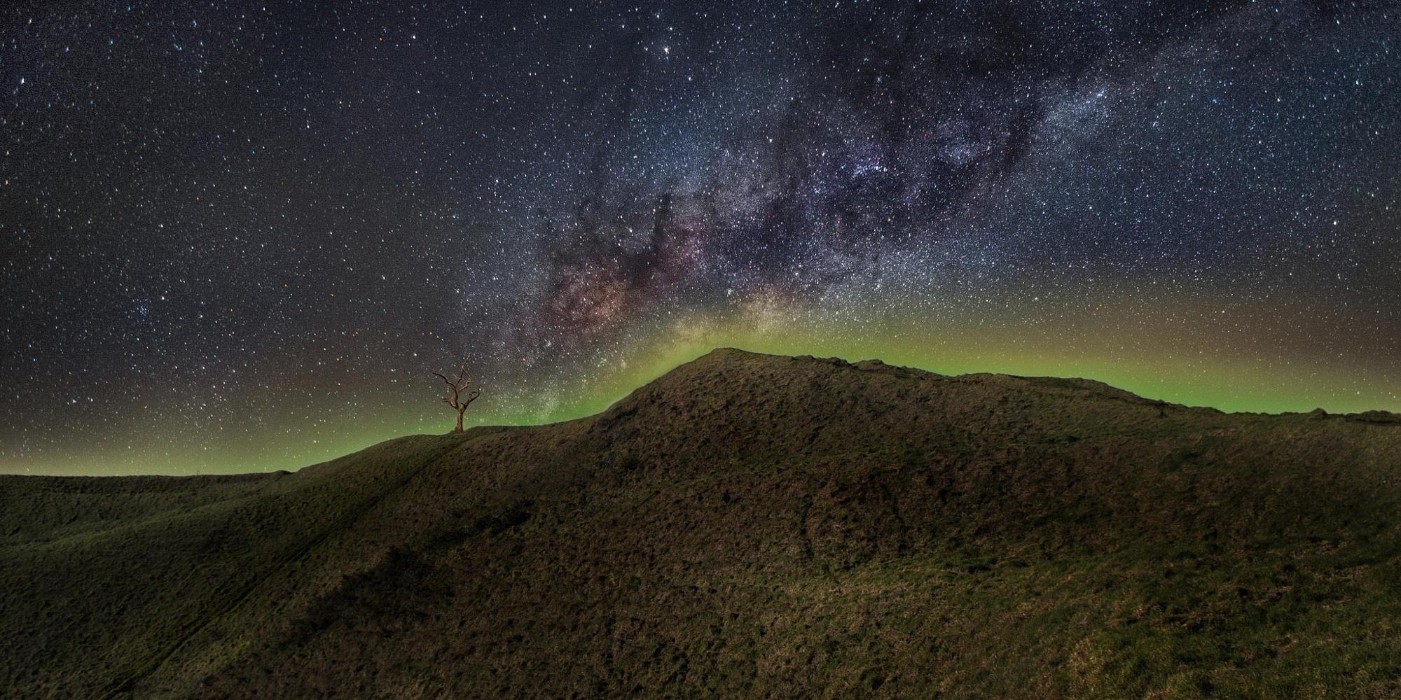Alone under the stars.. by Michelle Denniston