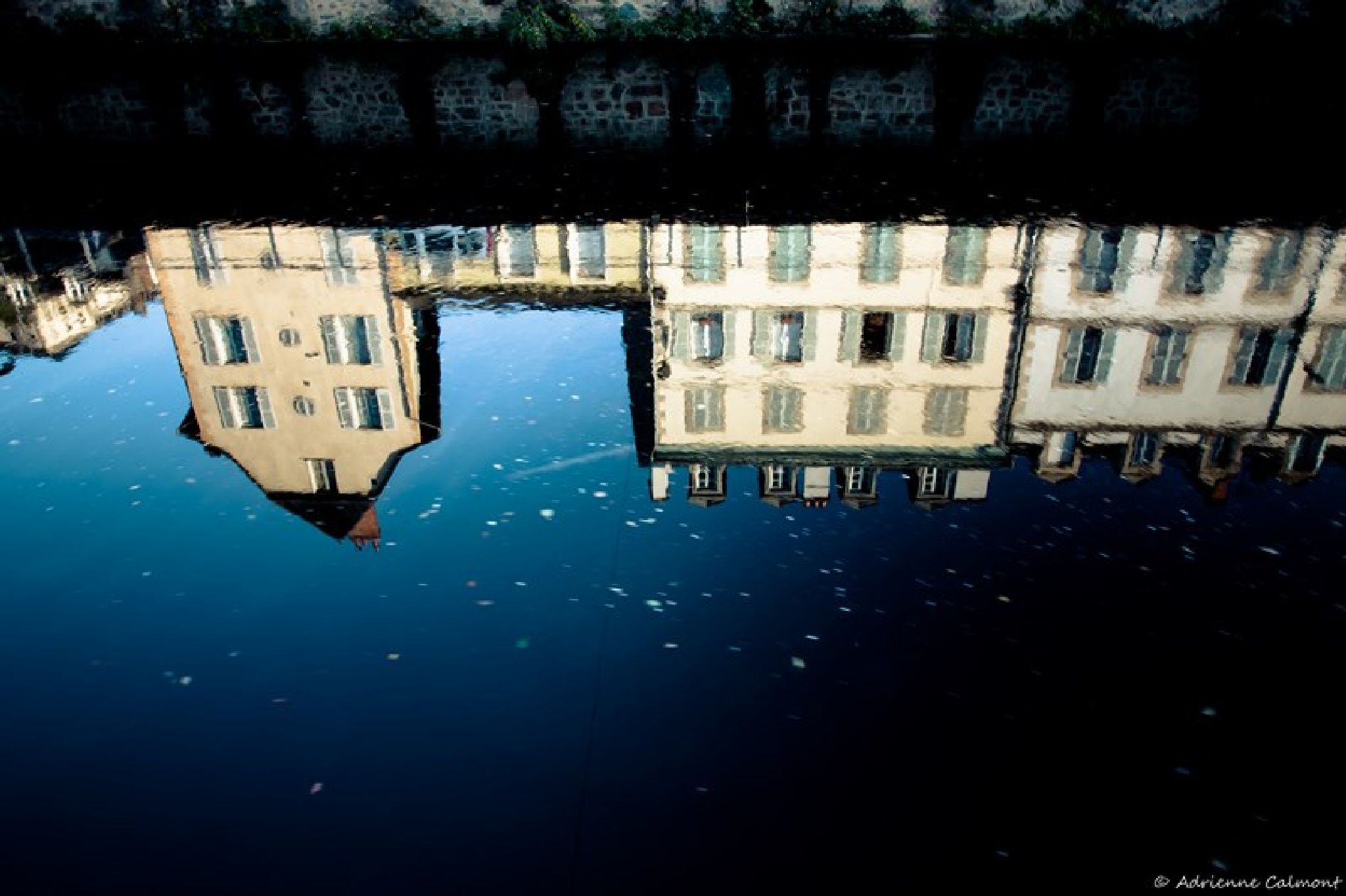 Reflets by Adrienne Calmont