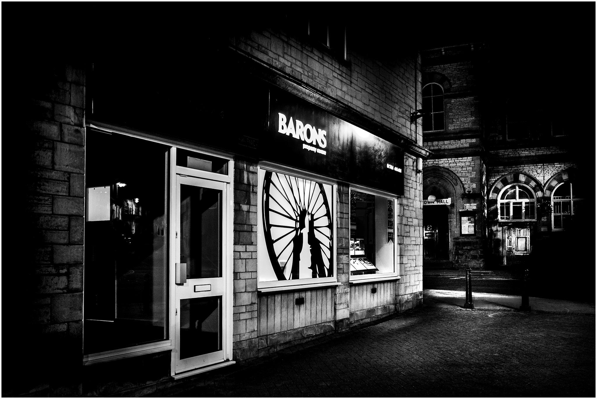 Barons by Clive Ayron