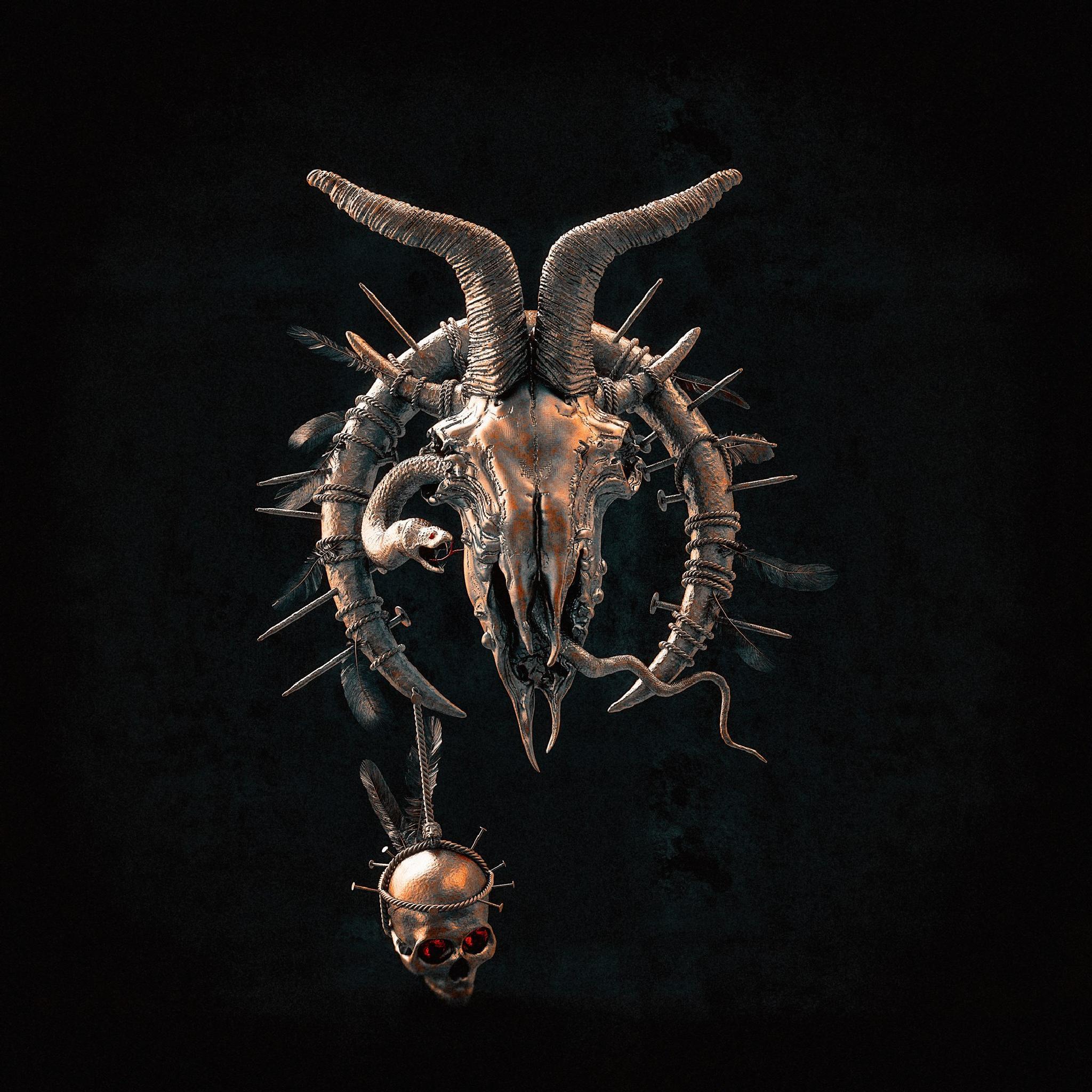 Skull by Oliver Kieser