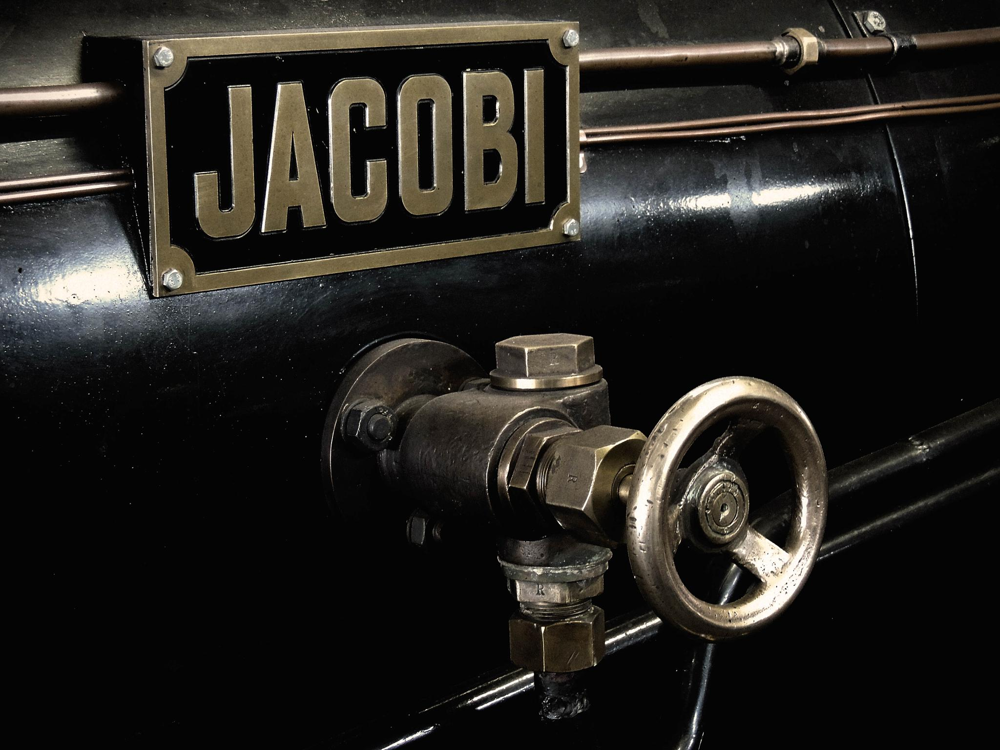 Jacobi by Oliver Kieser