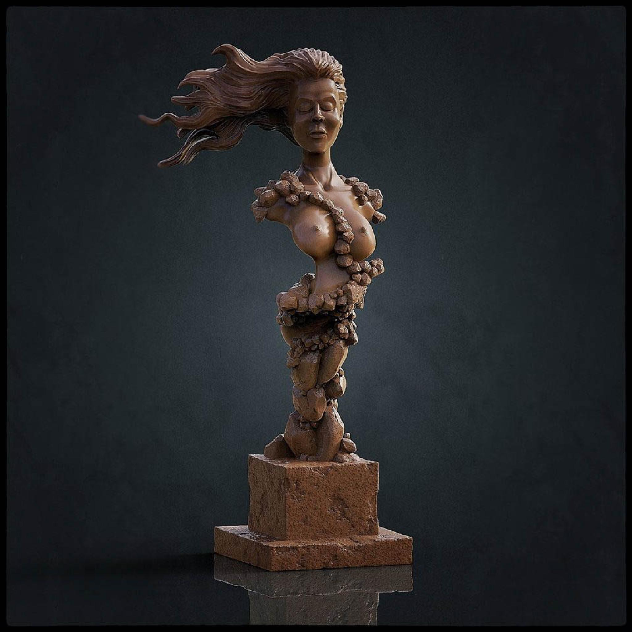 Stone Women by Oliver Kieser