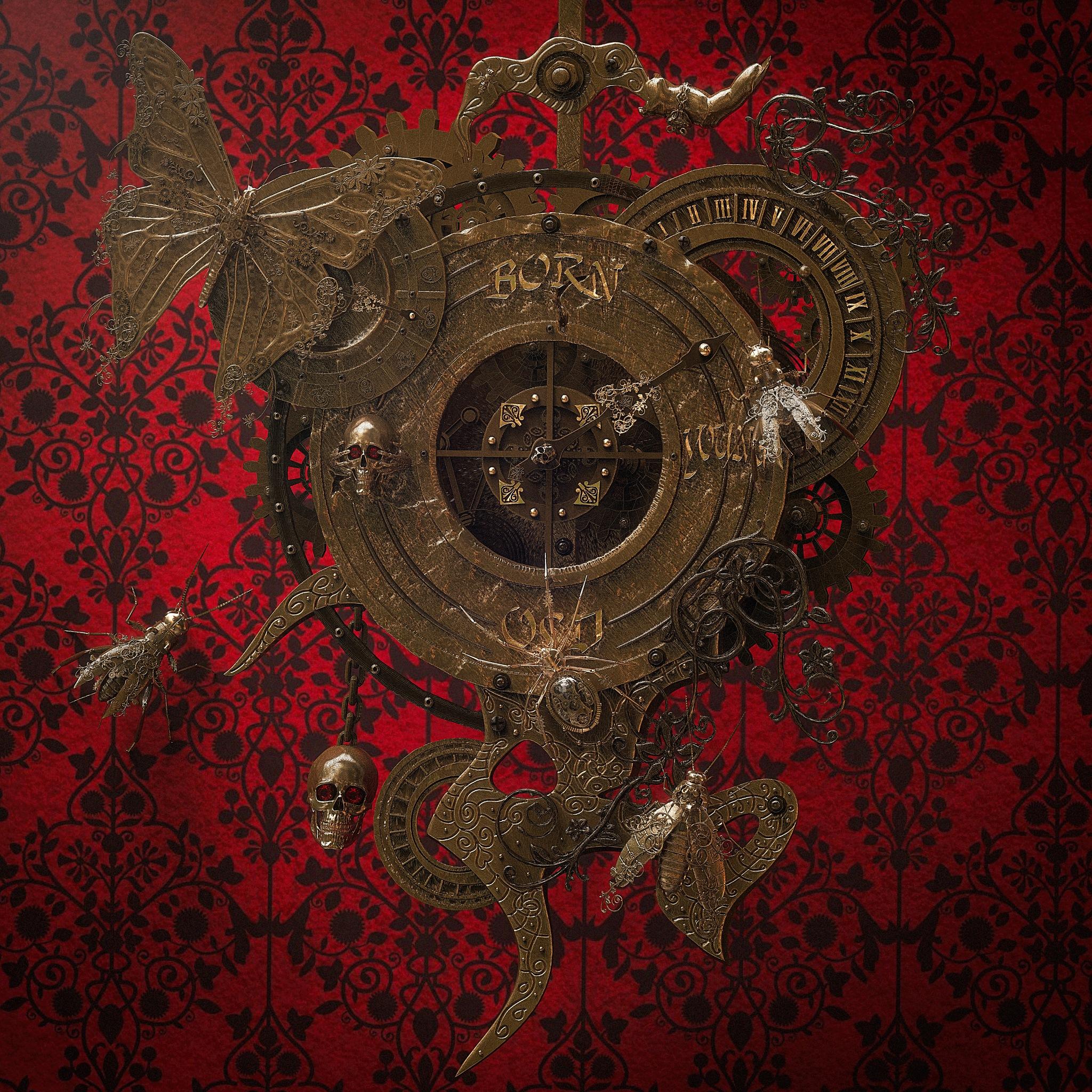"""Steampunk Clock"" by Oliver Kieser"