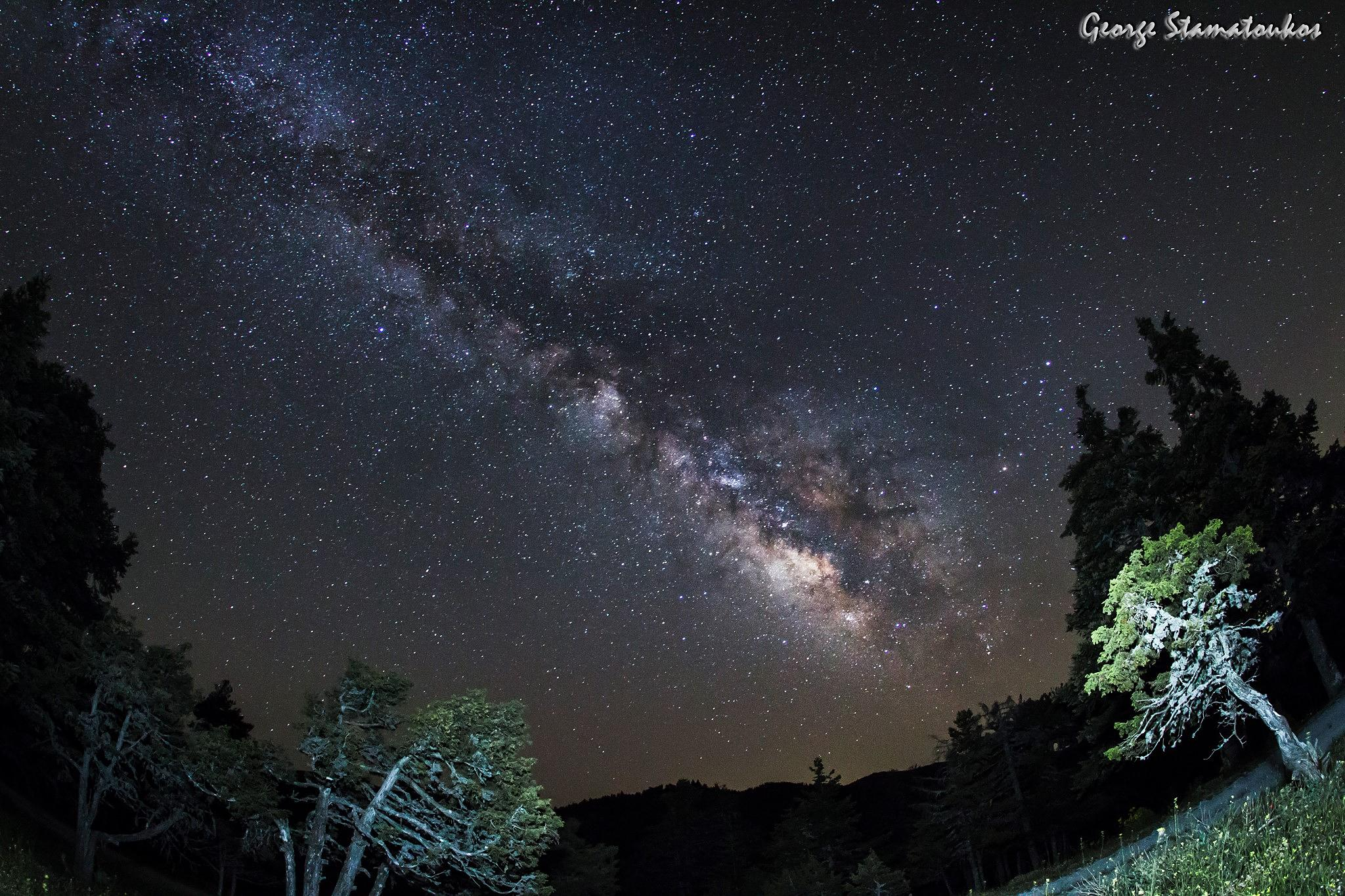 MilkyWay  by George K. Stamatoukos