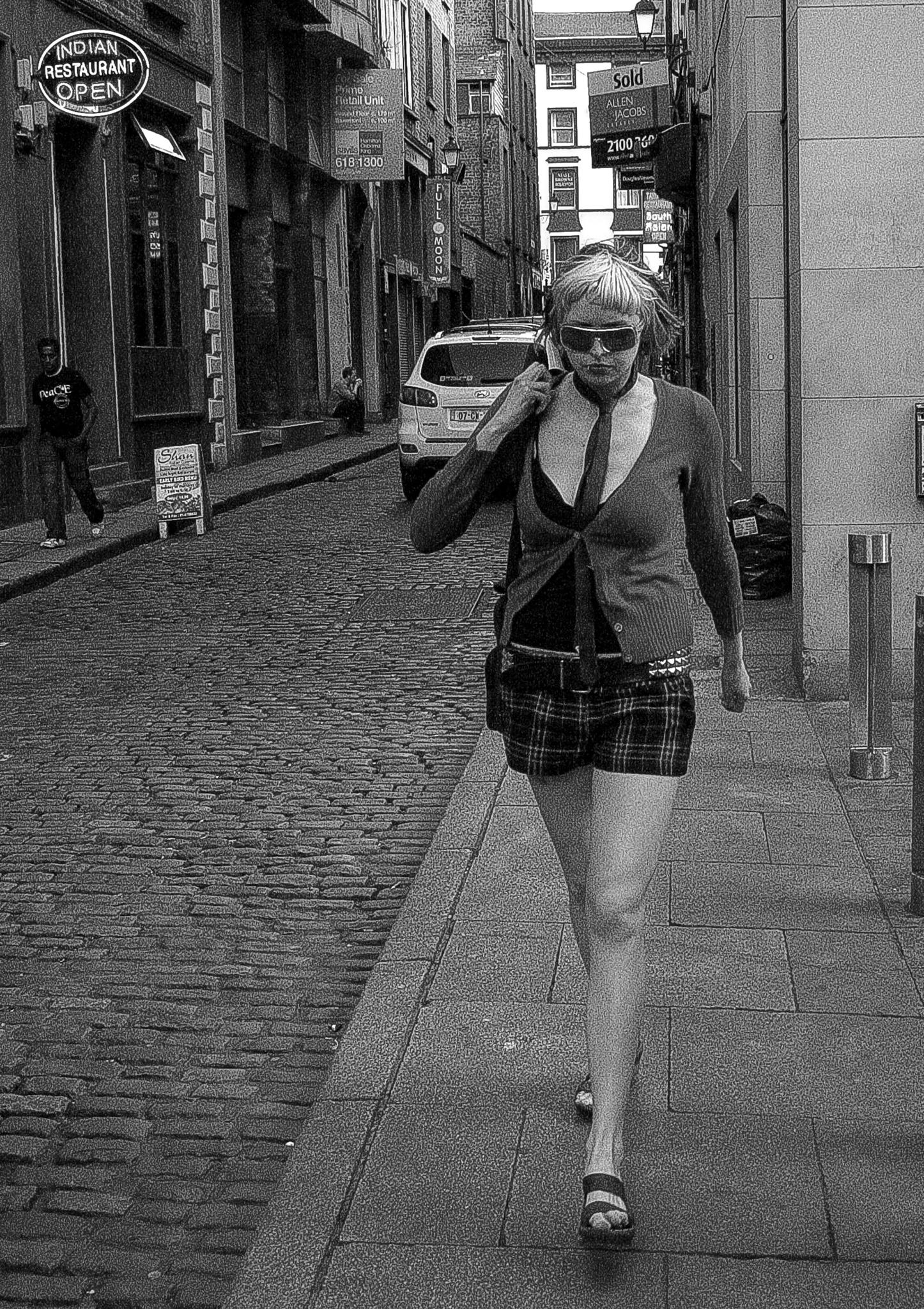 Dublin Dame by Jeffrey Roe