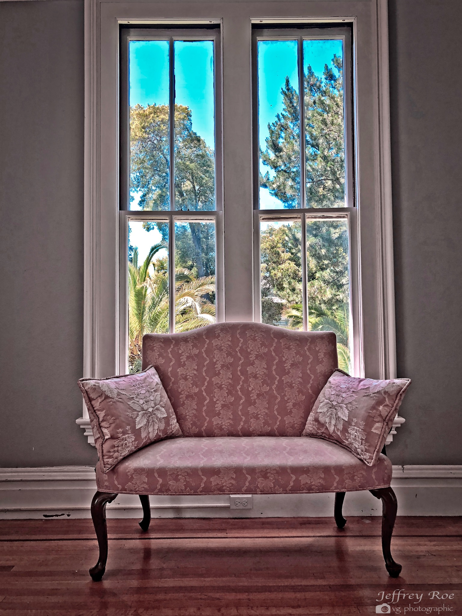 The Hot Seat (for lovers) by Jeffrey Roe