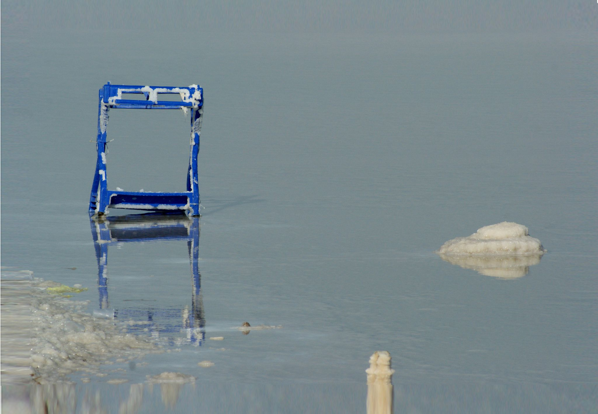 Salty Chair by Yehuda Yahav
