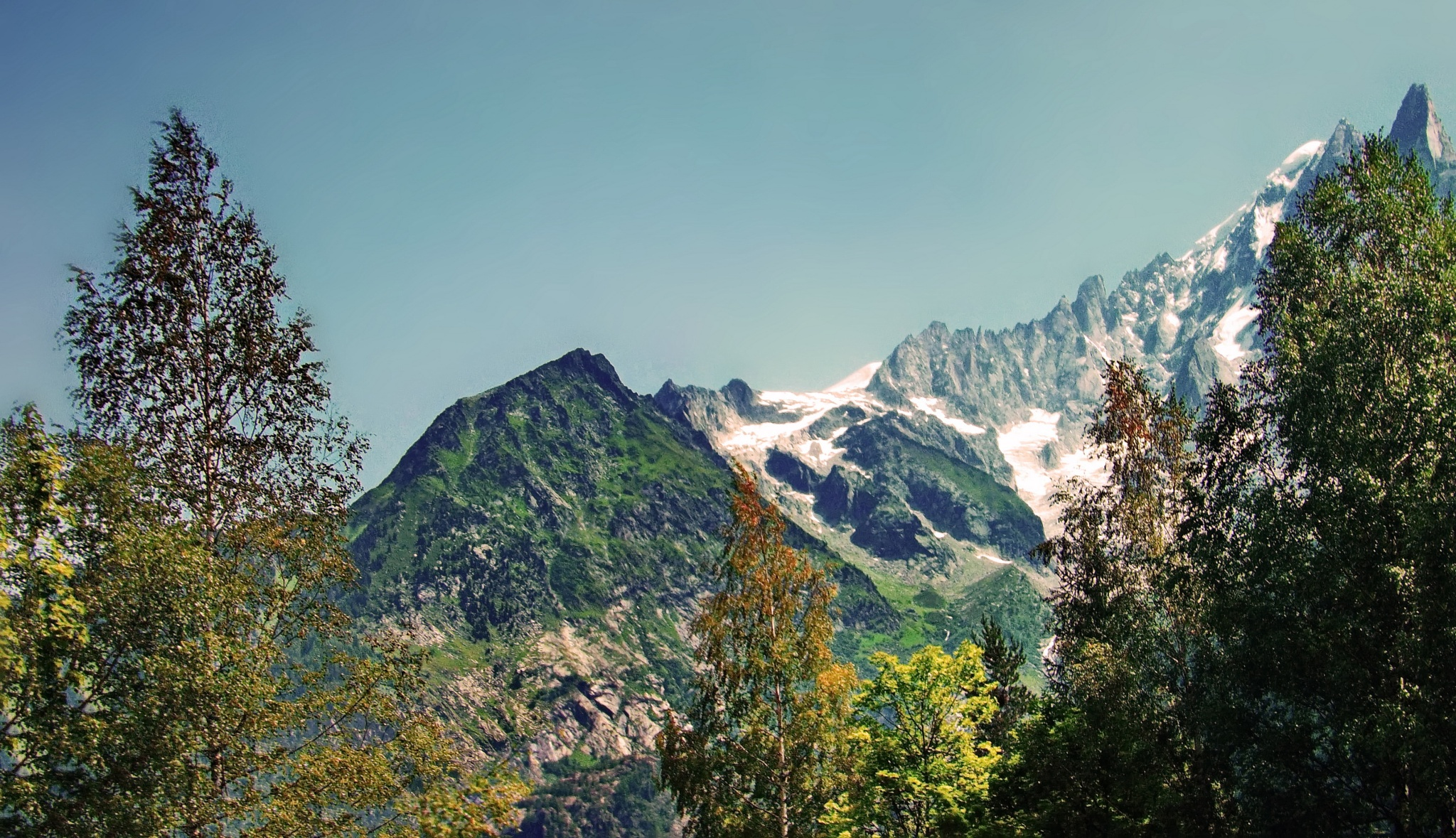Les Alps(2) by Milan