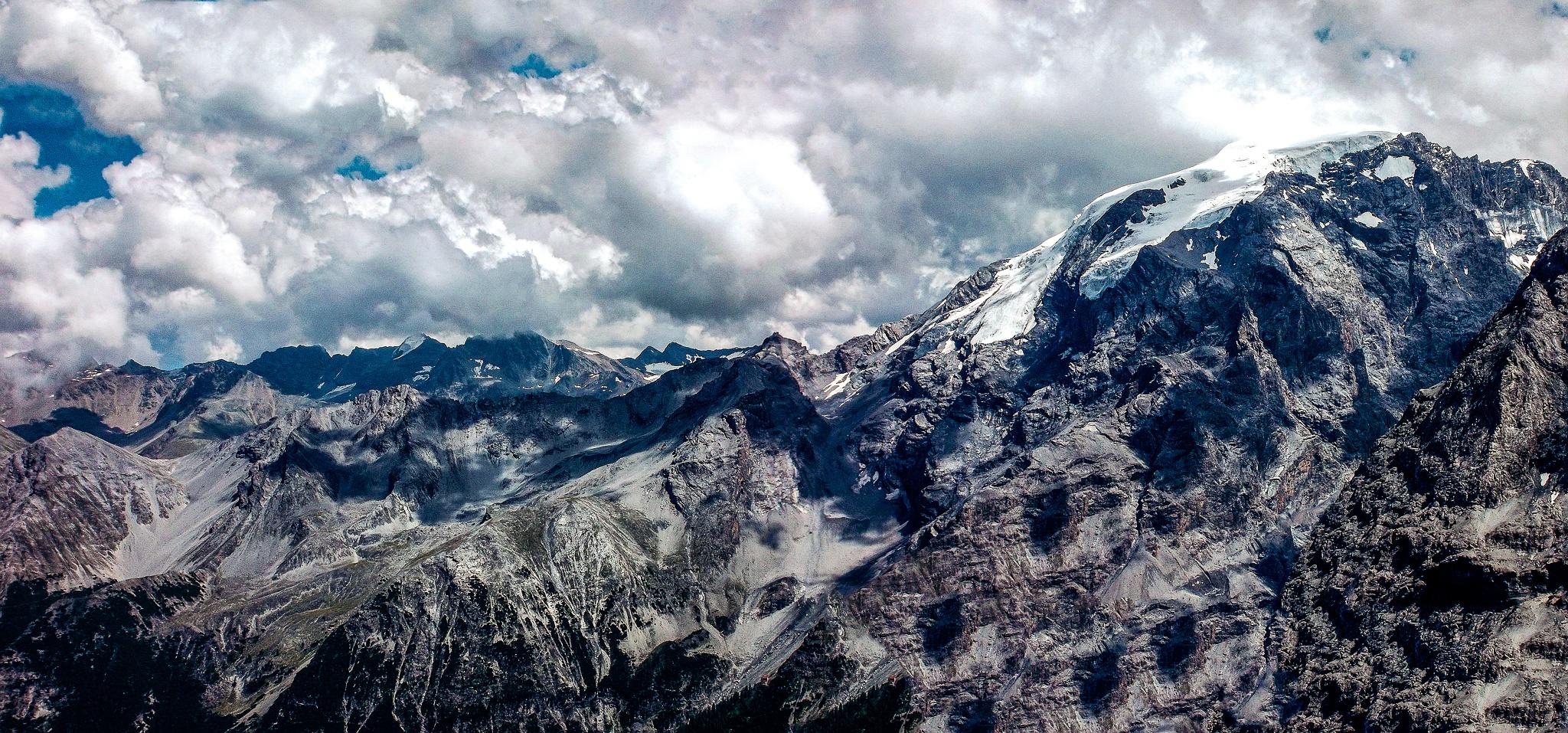 Mont Blanc by Milan