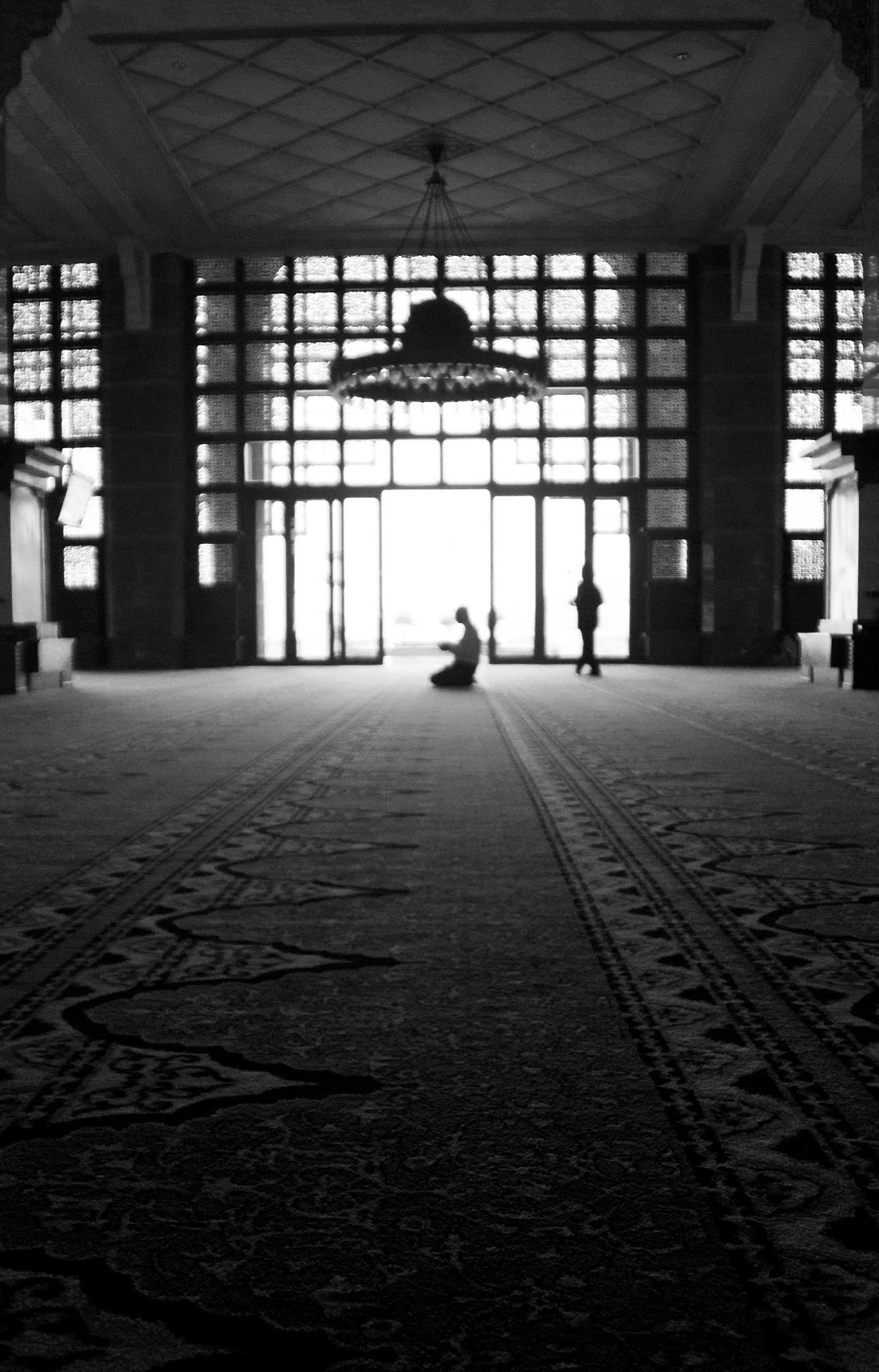 prayer by saidnuritetik
