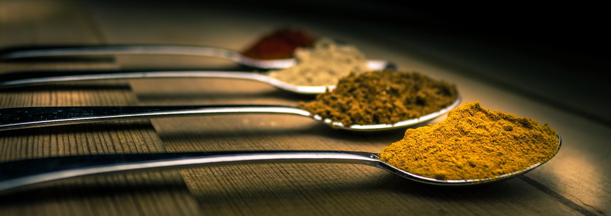 Spices 4 by Ashraf Sabbah
