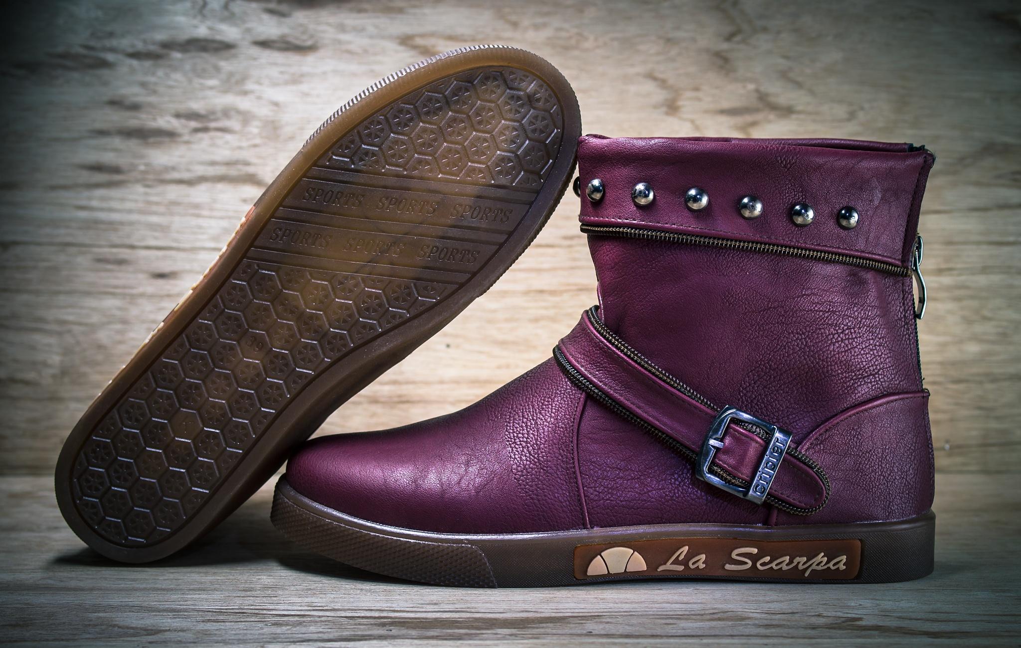Shoes 2 set 2 for commercial use by Ashraf Sabbah