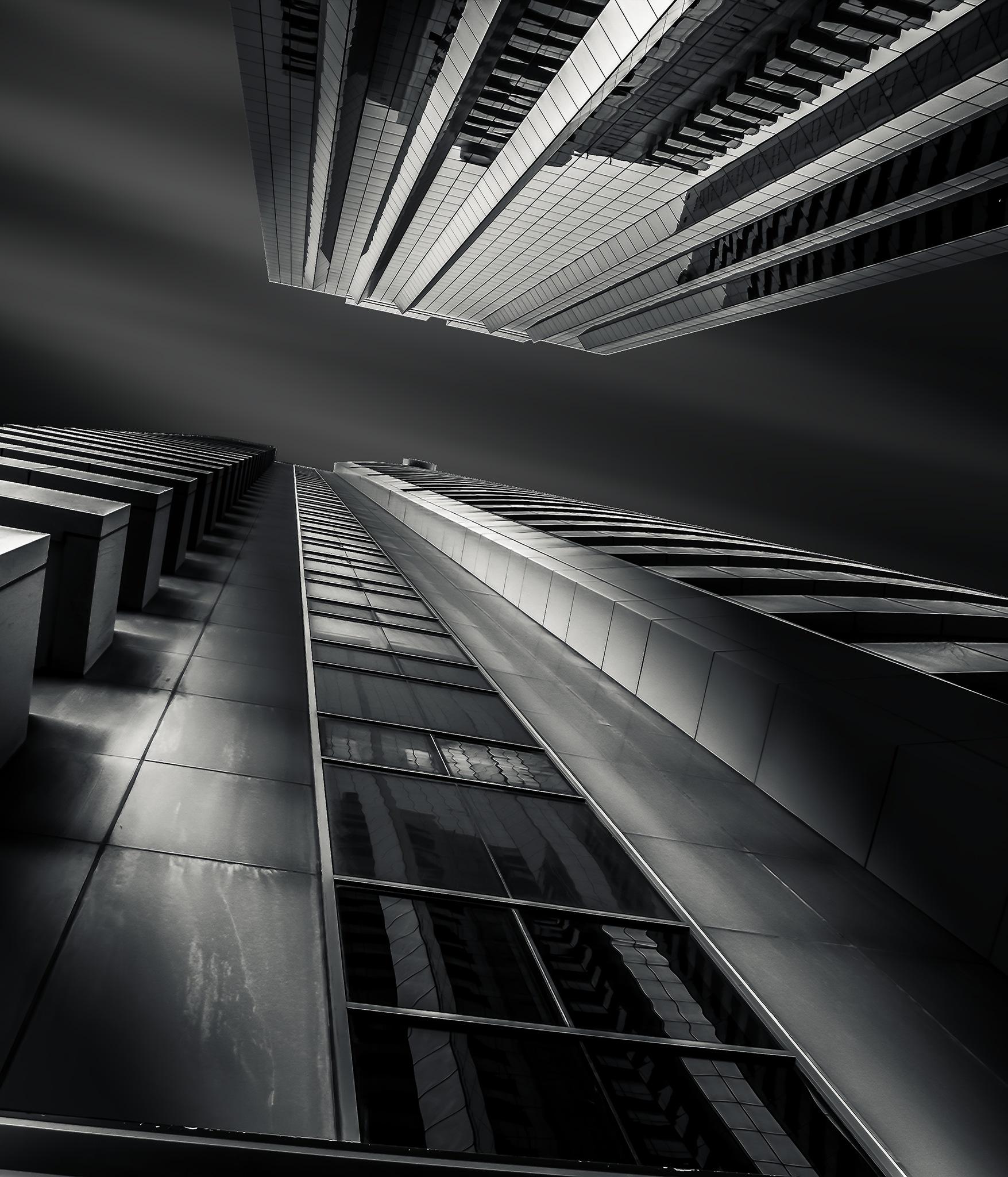 Skyscraper by Ashraf Sabbah