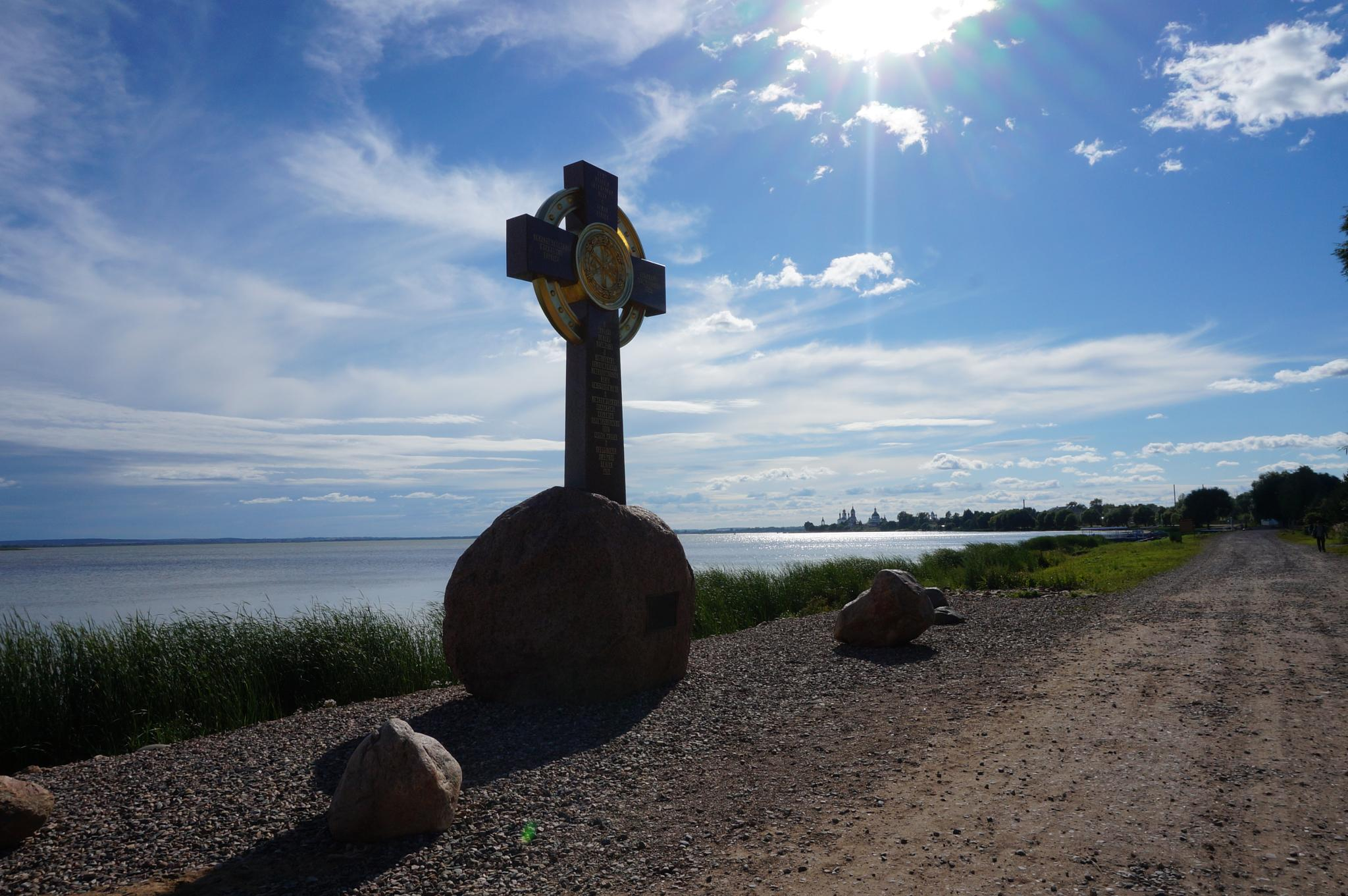 Поклонный крест by shiolv