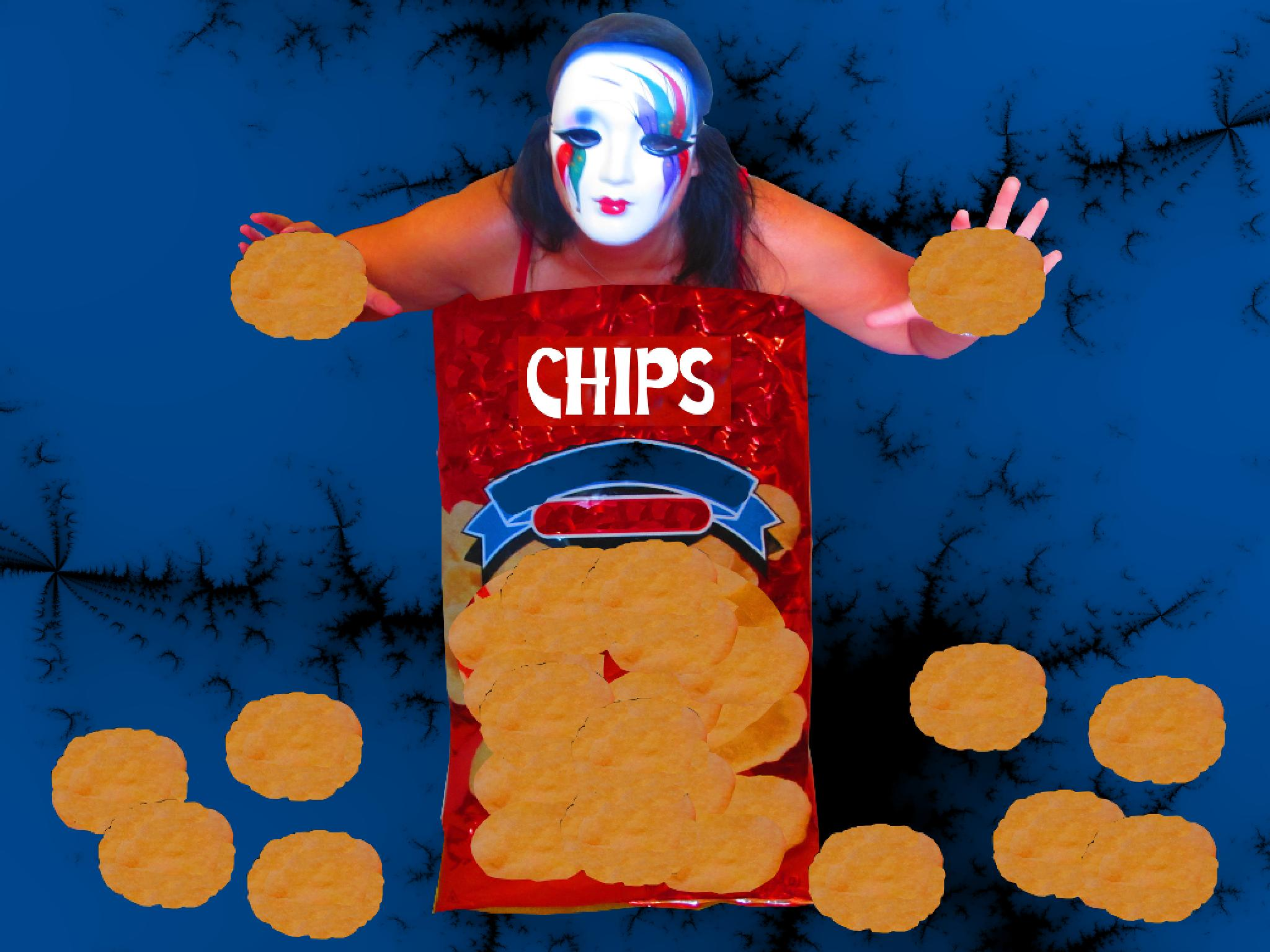 Fat as America - Let the Chips falls by FATasAMERICA