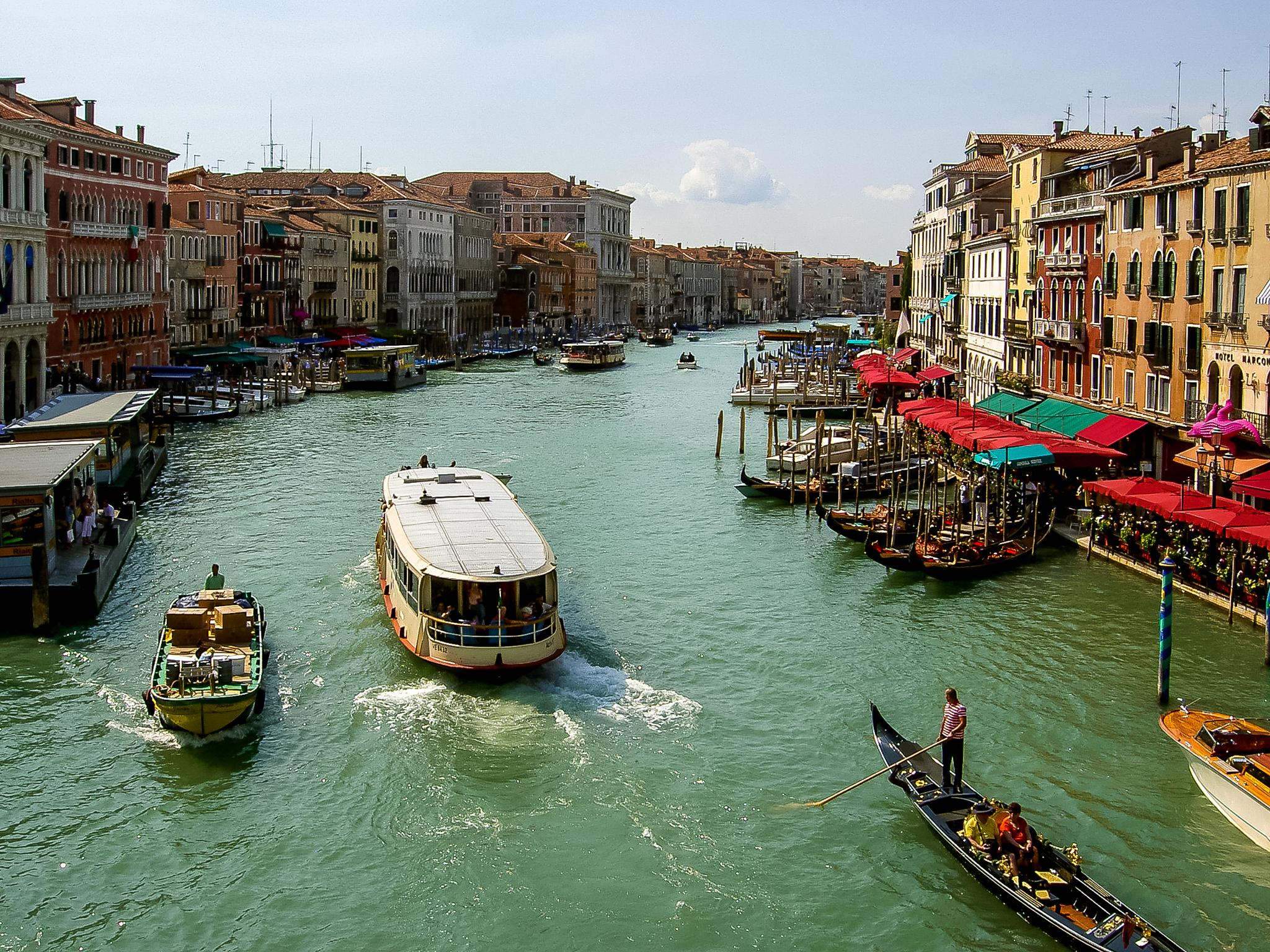 The Grand Canal by stephenhops