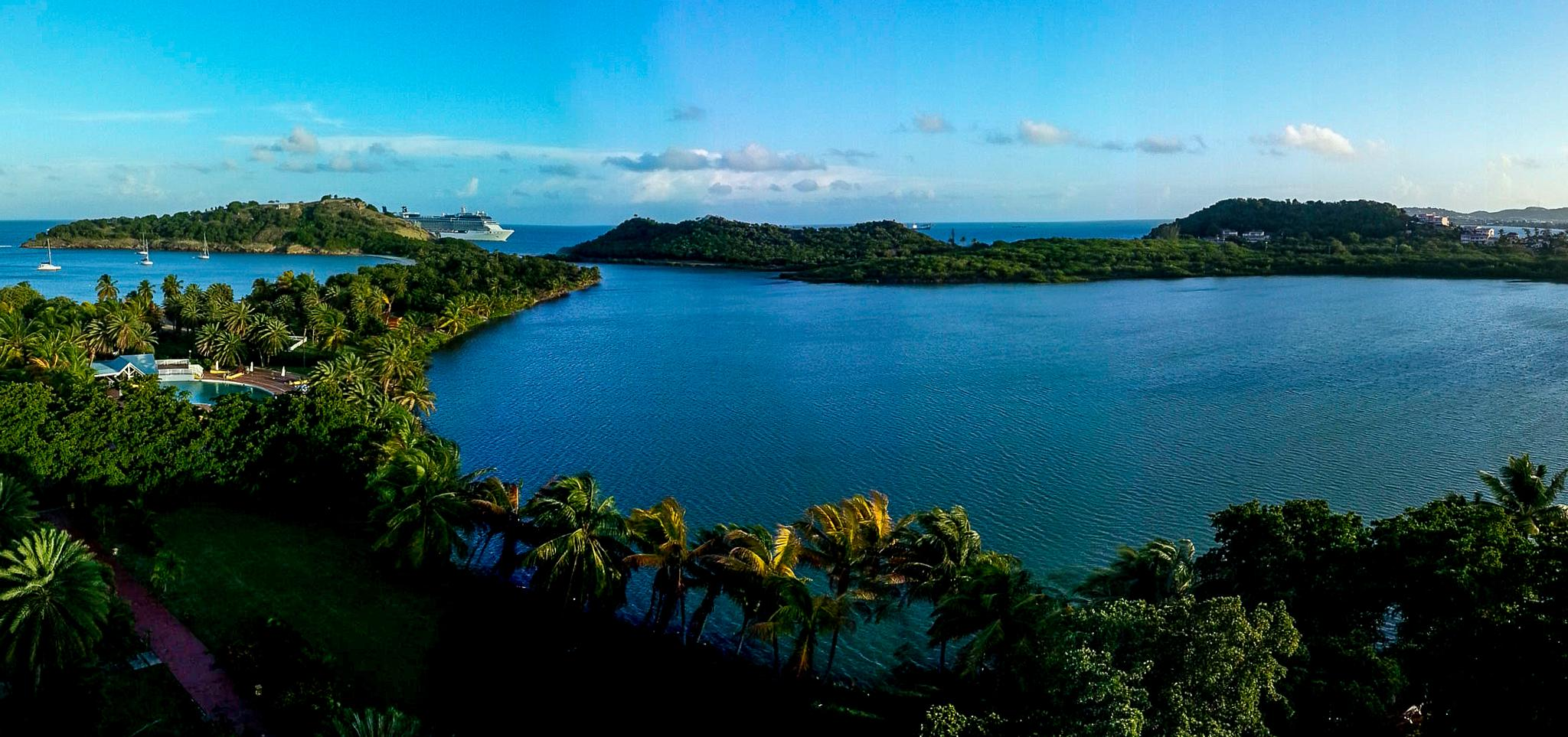 Caribbean Paradise by stephenhops