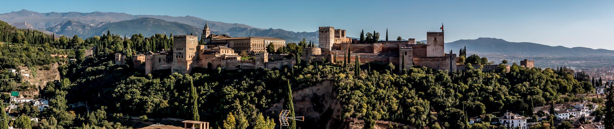 The Alhambra by stephenhops