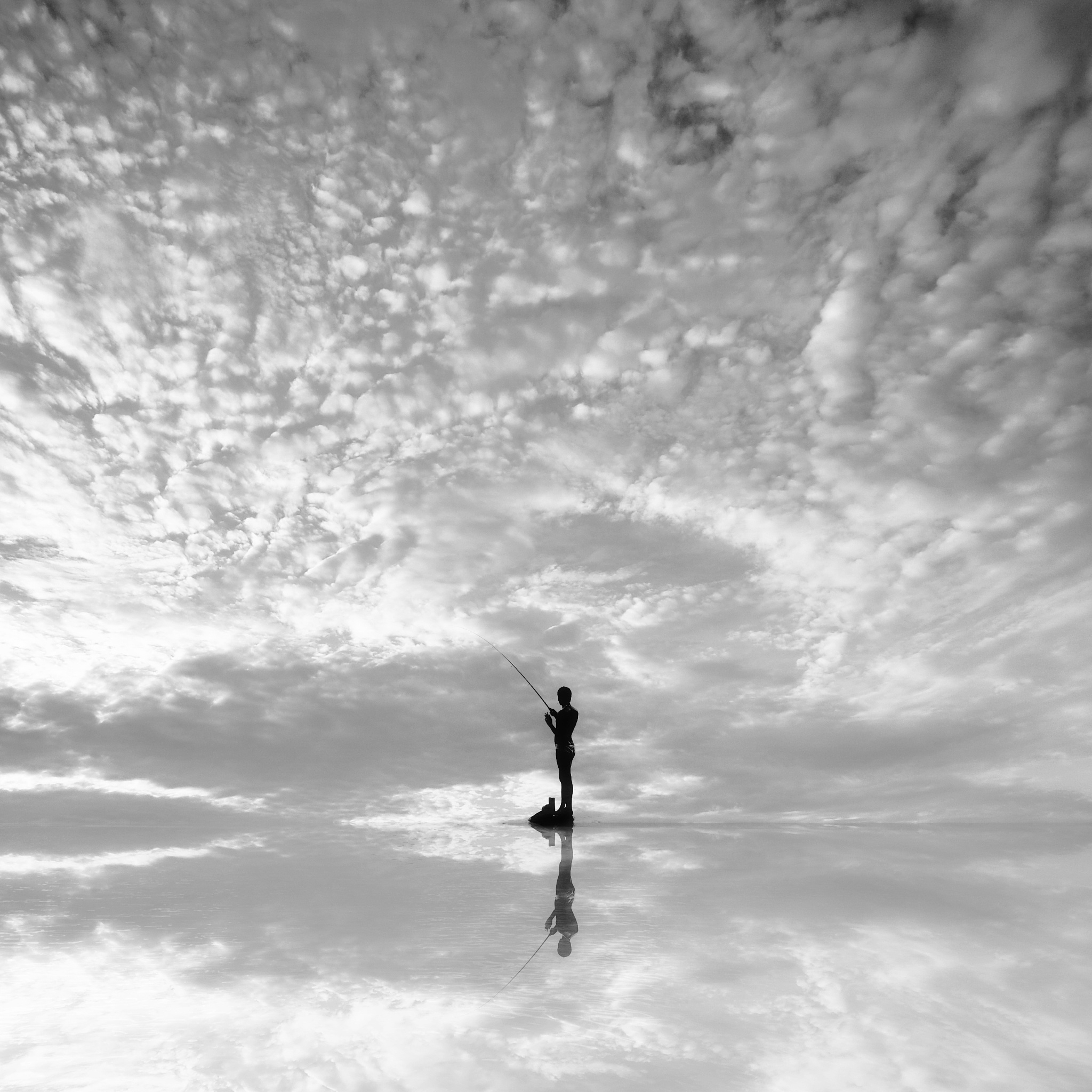 Untitled by Muhammad Kuddus