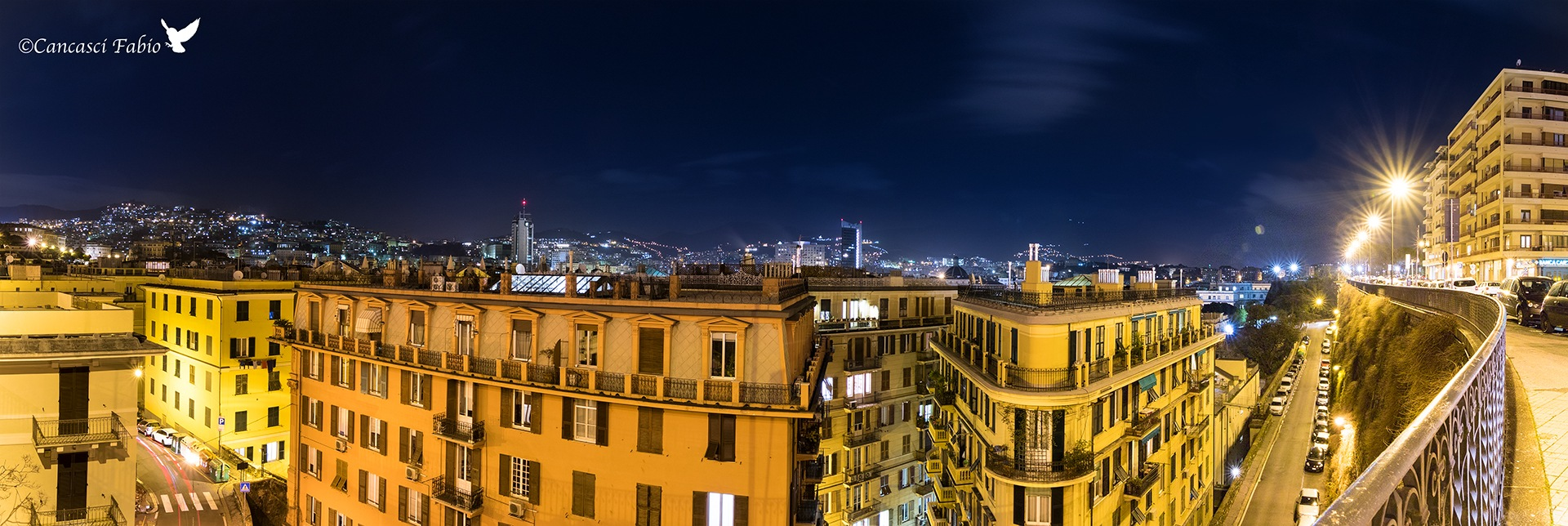 Genova by Fabio C.