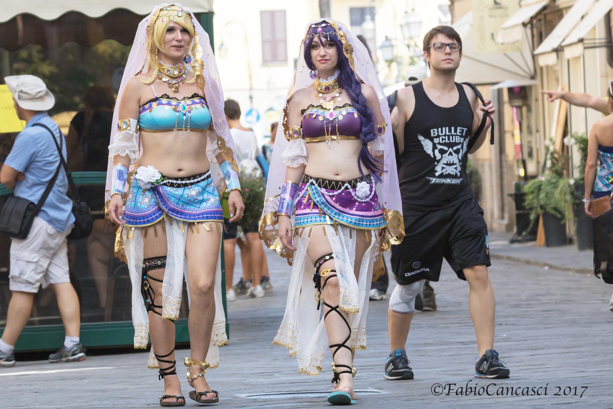 cosplay by Fabio C.