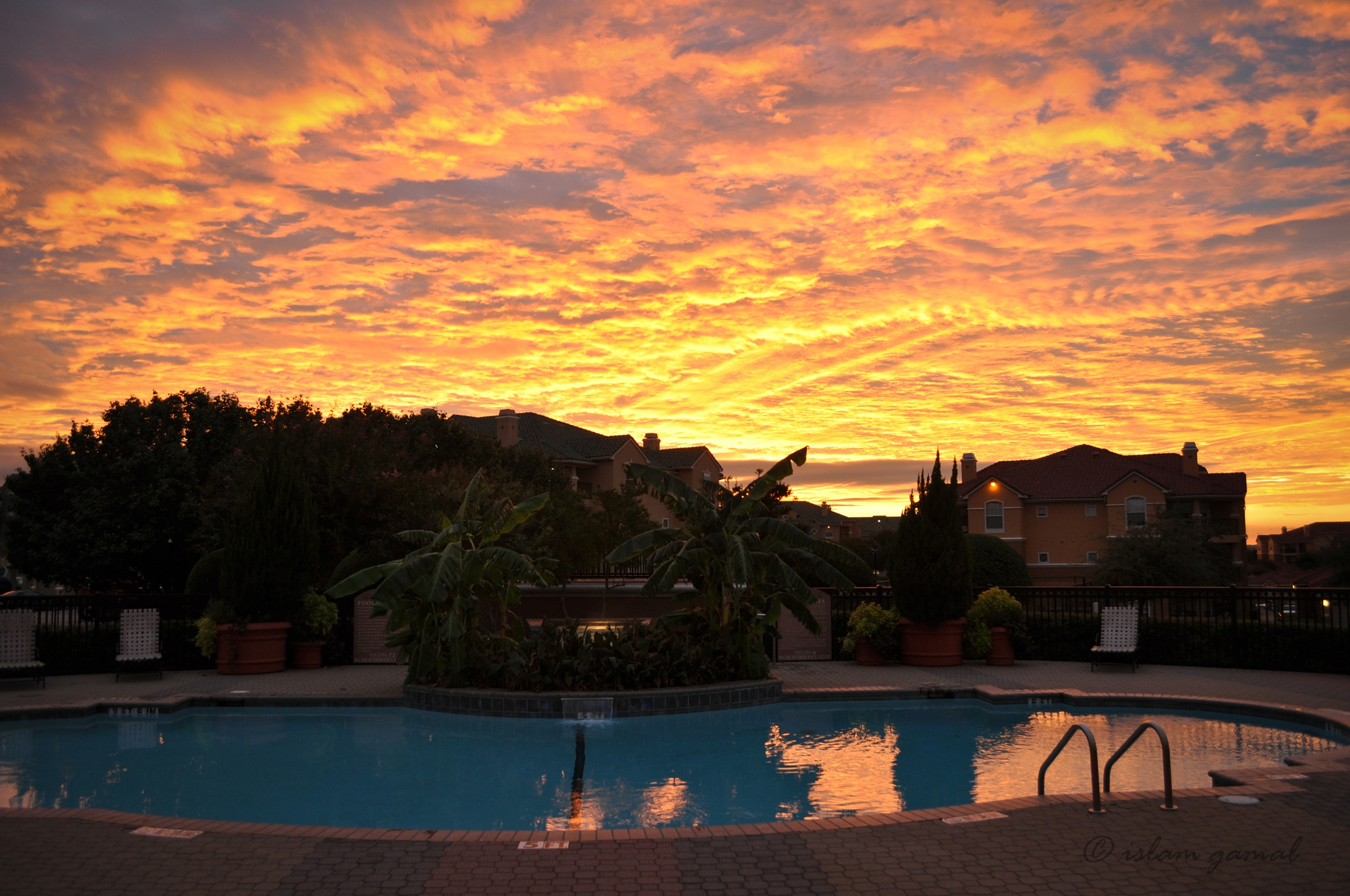 sky over texas by searock78