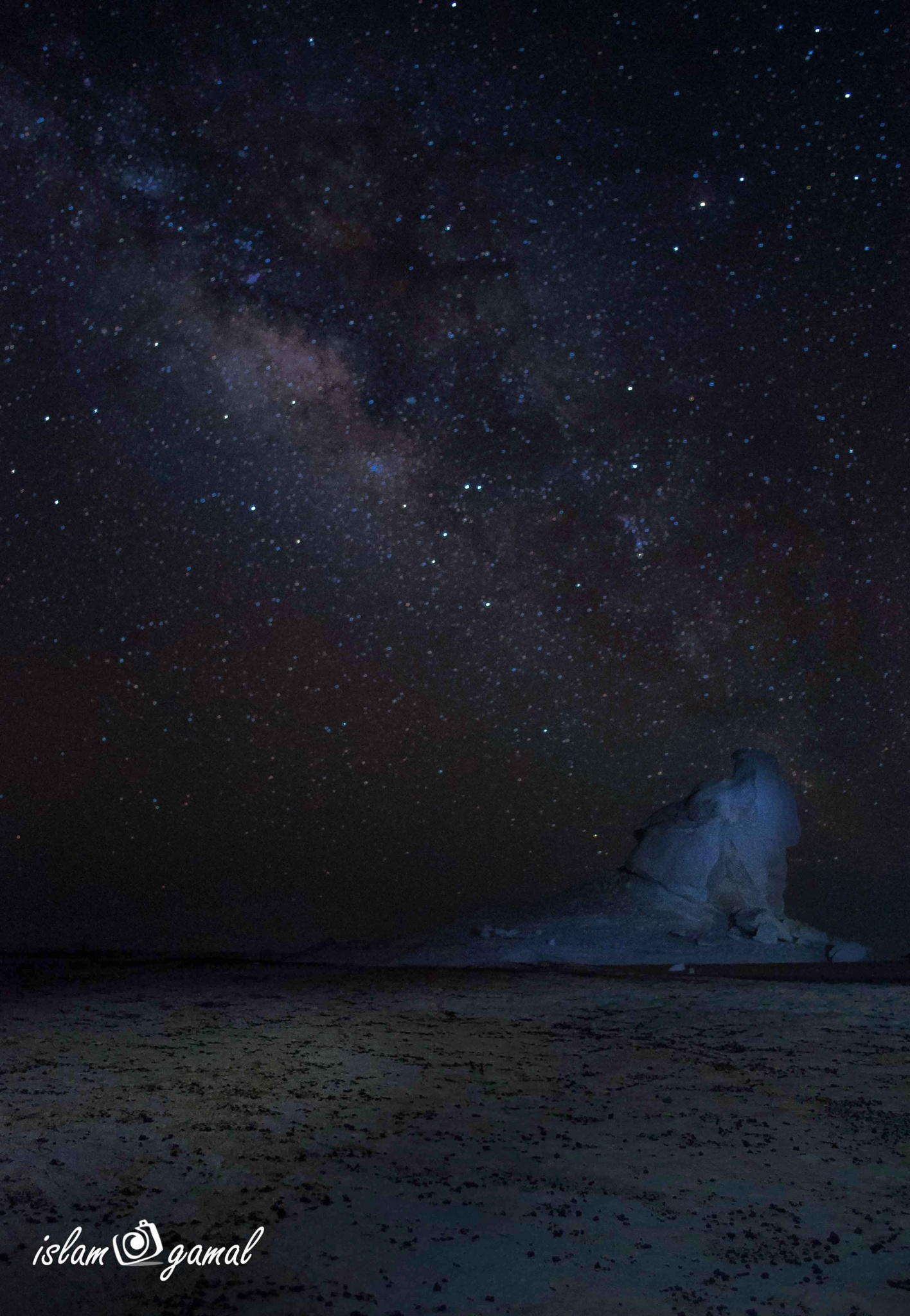 Volcano of Stars by searock78