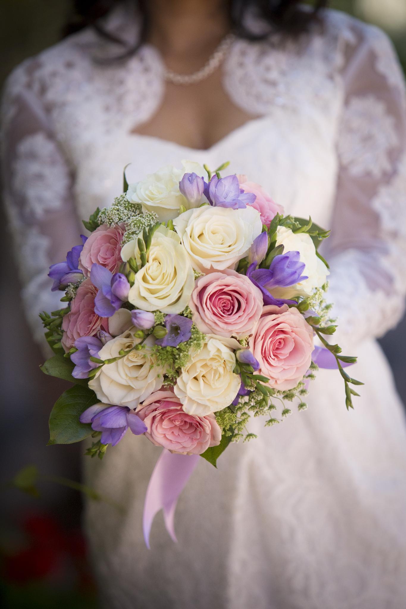 Lovely bouquet  by Rachel Leintz