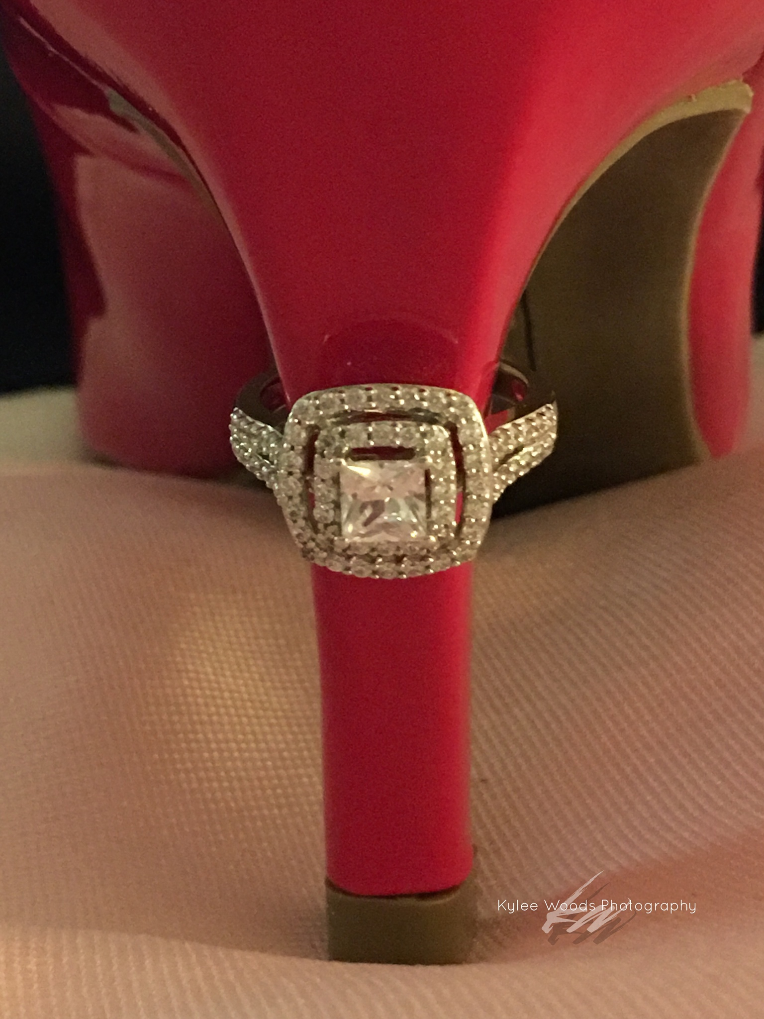 Pink Pumps and Diamonds by kjwoods79