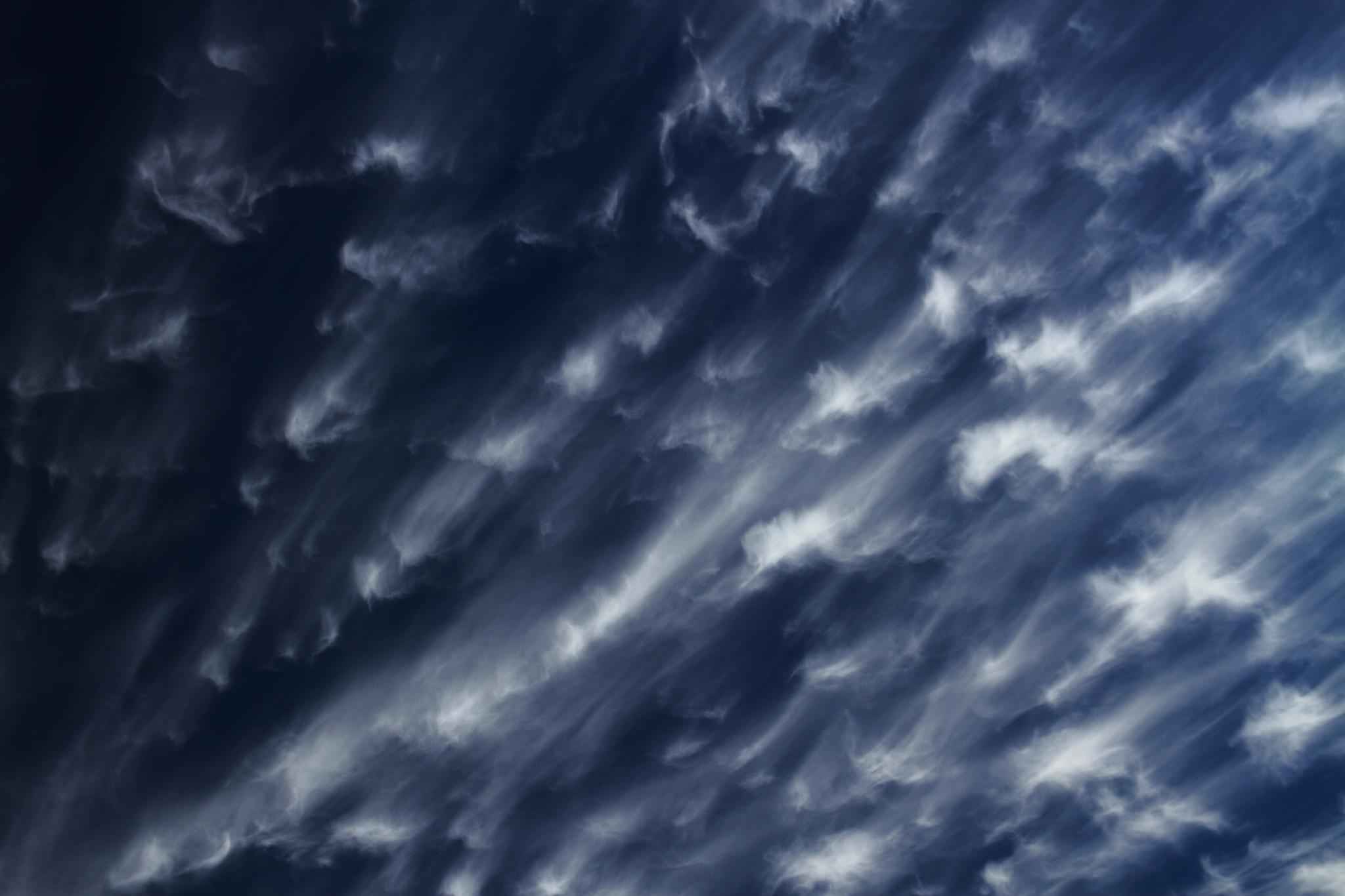 Clouds by Marcin Chmielecki