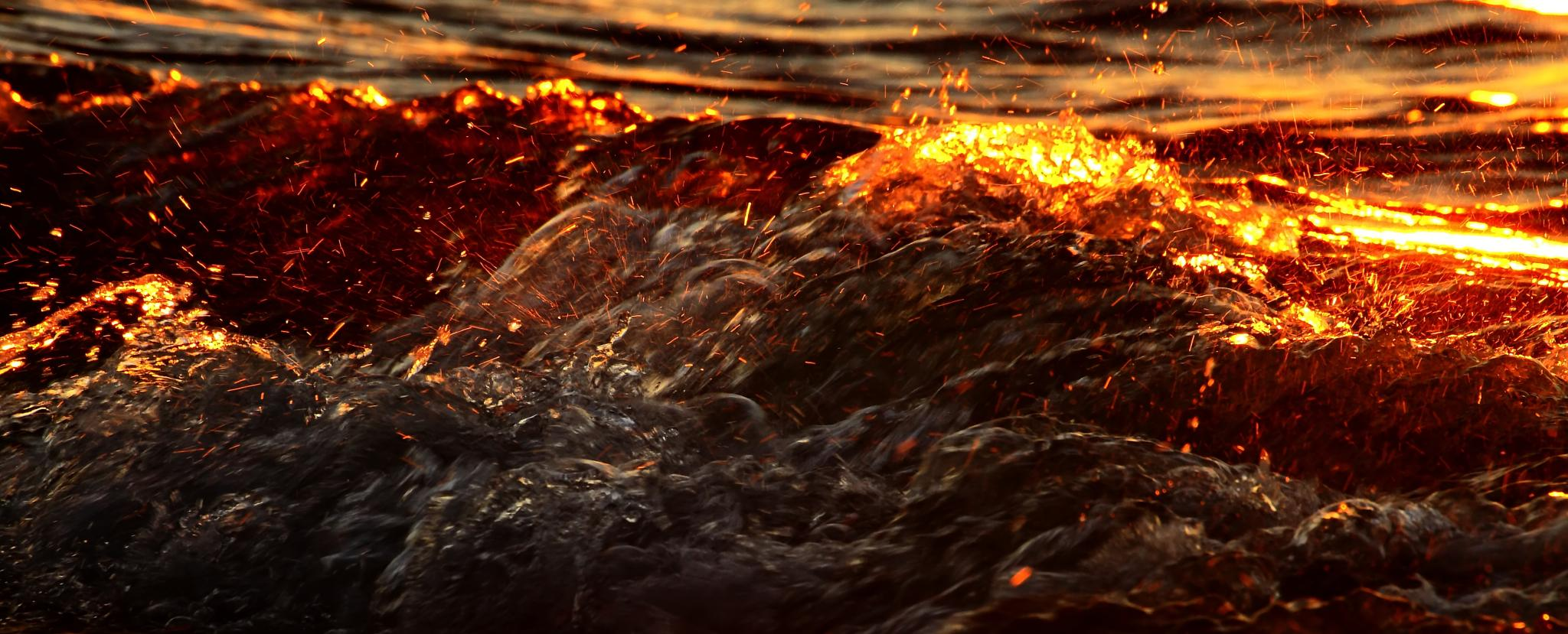 Sea by Marcin Chmielecki