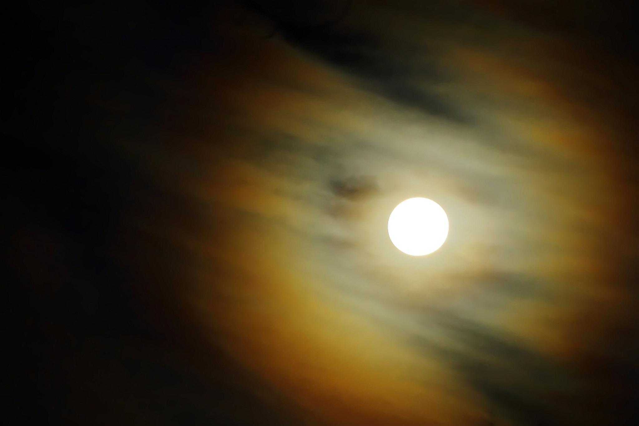 Moon by Marcin Chmielecki