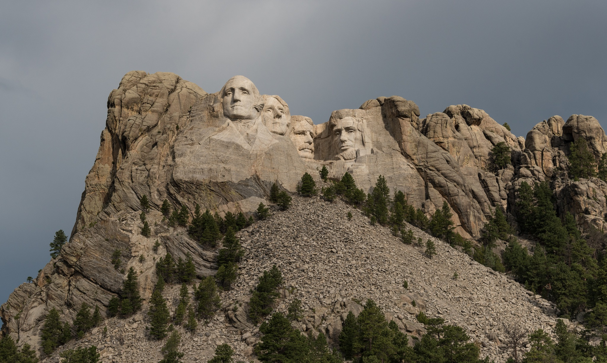 FAB FOUR: Mount Rushmore  by DrJohnHodgson