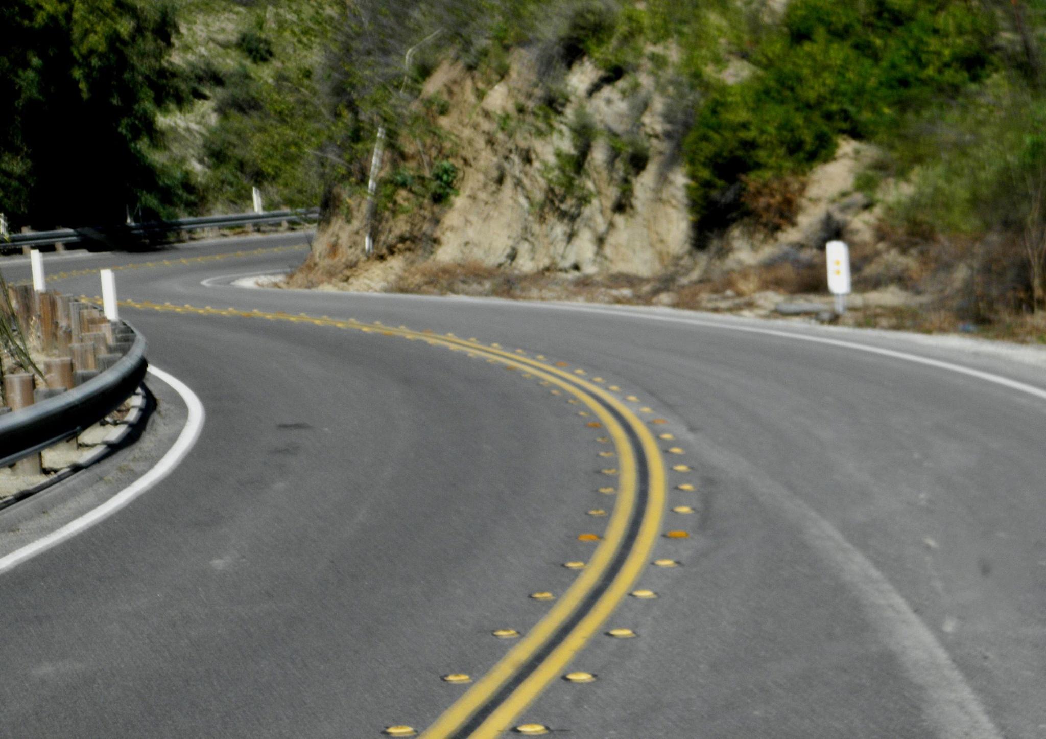 Driving the road by Tiffanie Faith Chezum