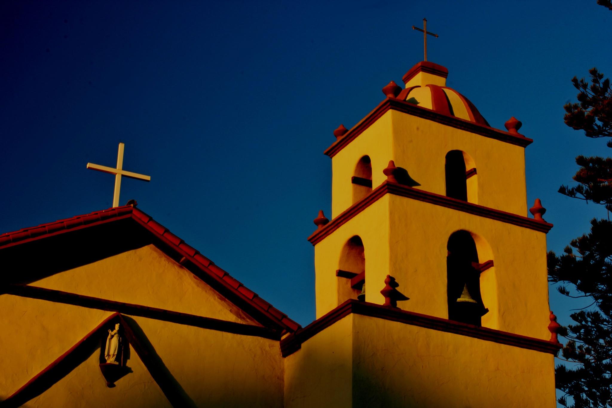 The bell tower by Tiffanie Faith Chezum
