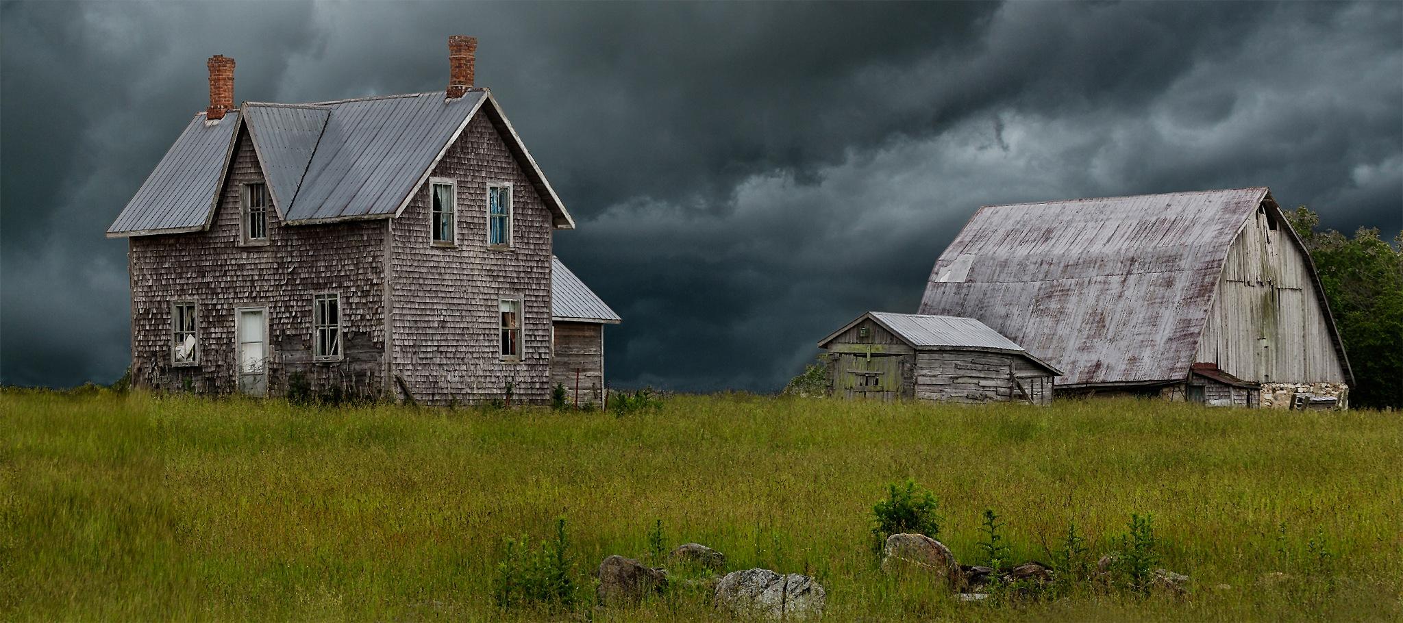 Dark Skies by scottiesphotoworks