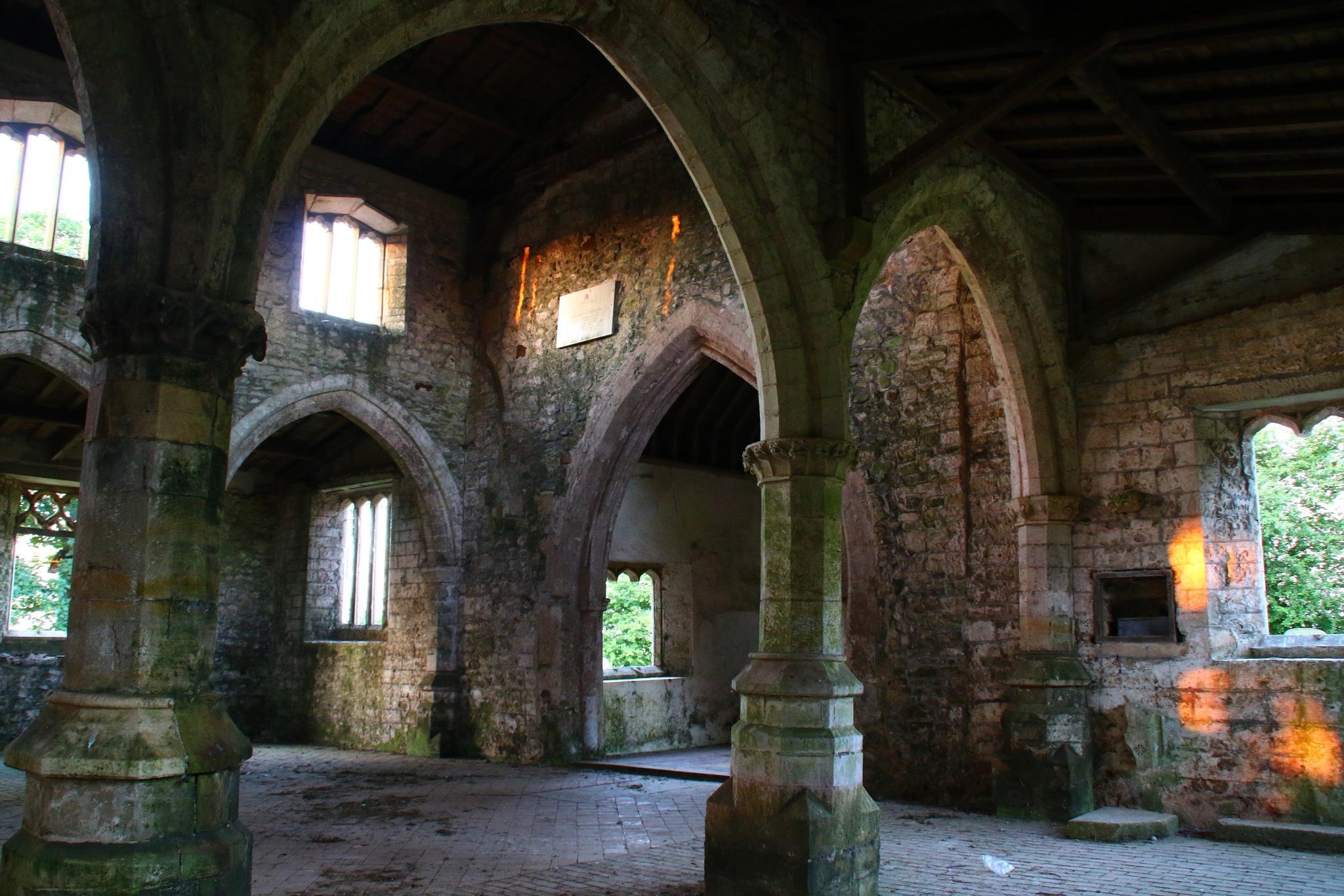 St Boltophs Church by Lynnette Bolton