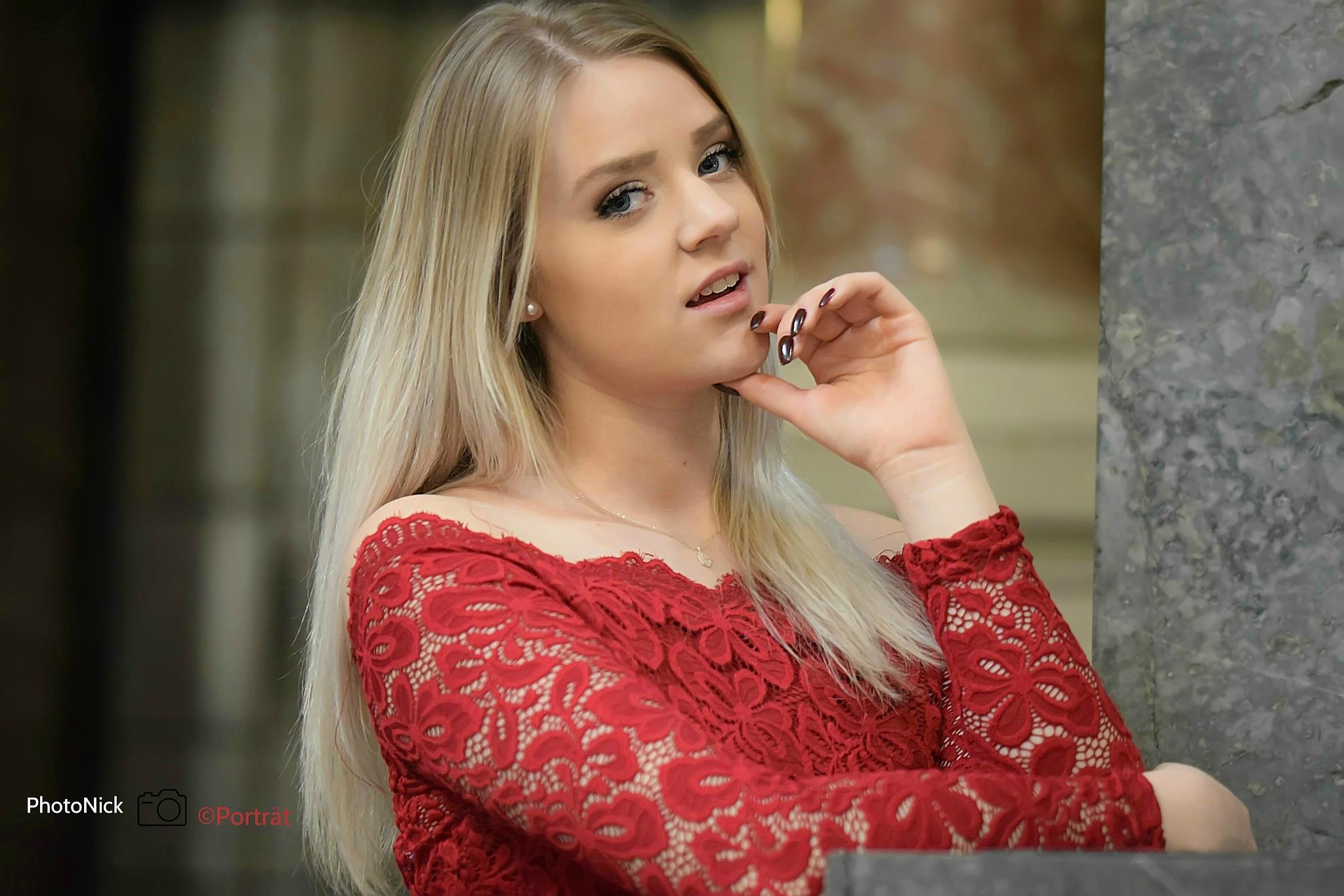 Model: Melissa  by Nick Tucker