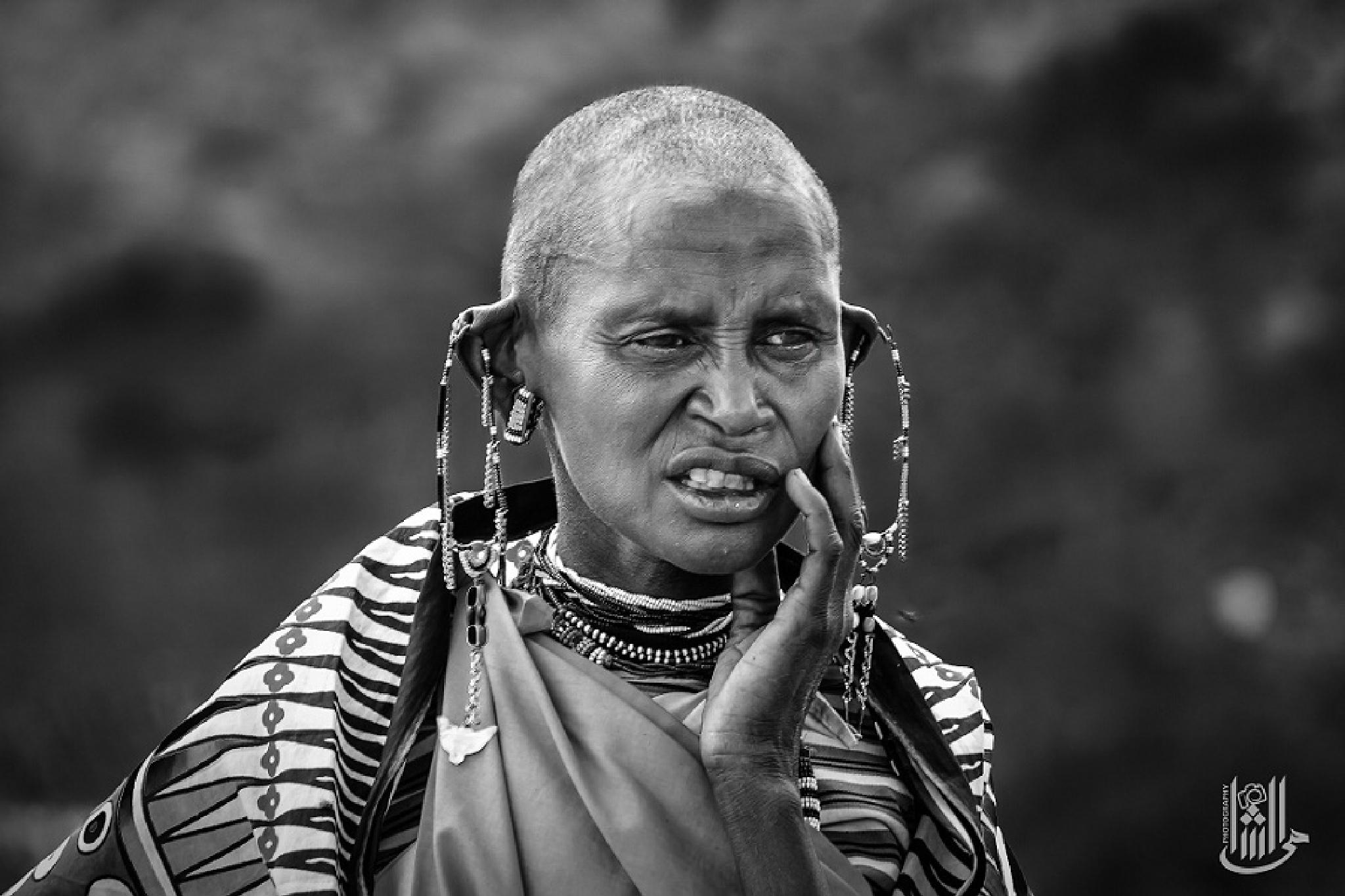 Kenya Faces by Mahmoud Elshamy
