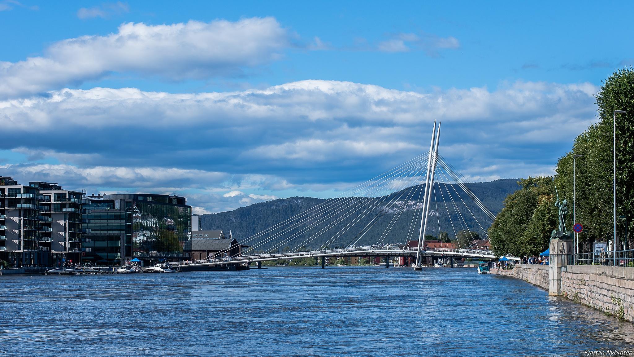 Drammen by Kjartan