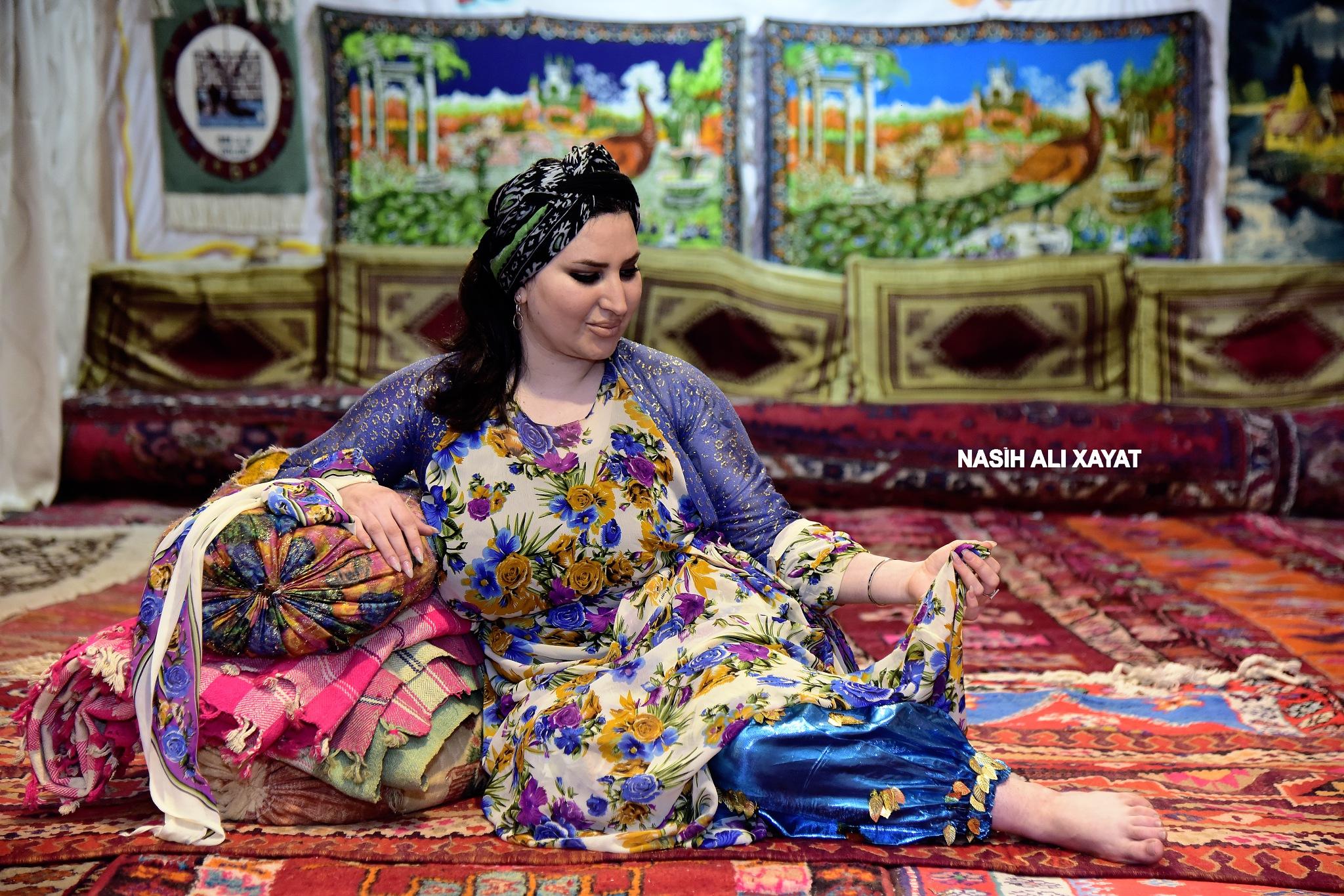 model kurde by nasihalixayat