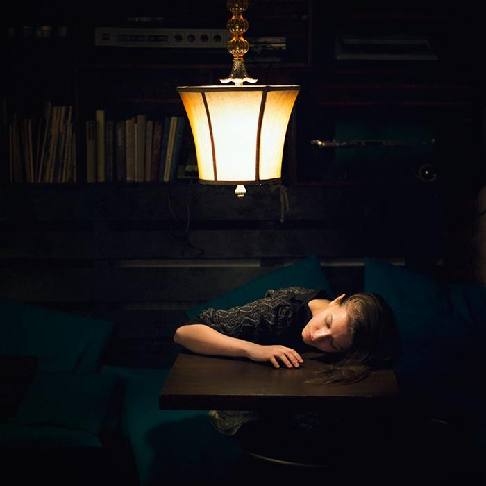 faded light by Mari Nino